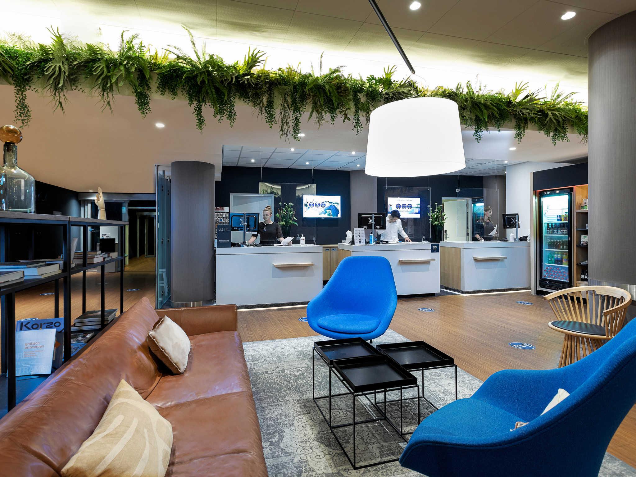Family Hotel The Hague City Centre Novotel World Forum