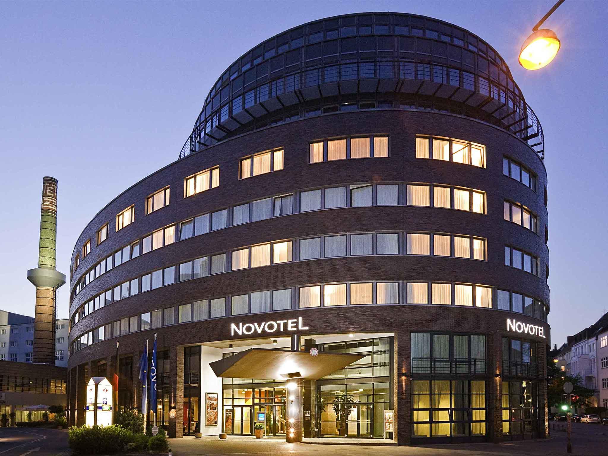 Отель — Novotel Ганновер
