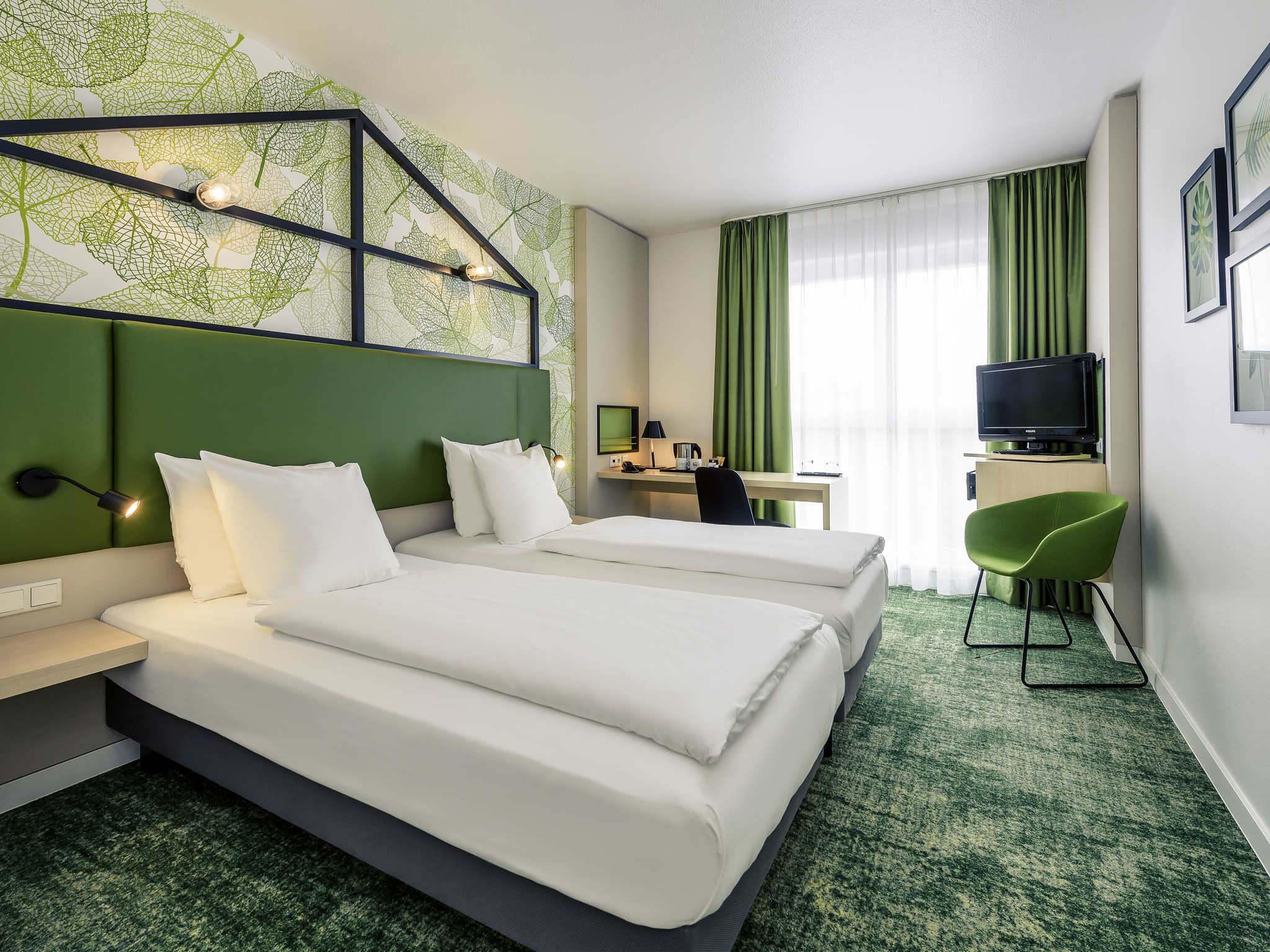 酒店 – 美居汉诺威米特酒店