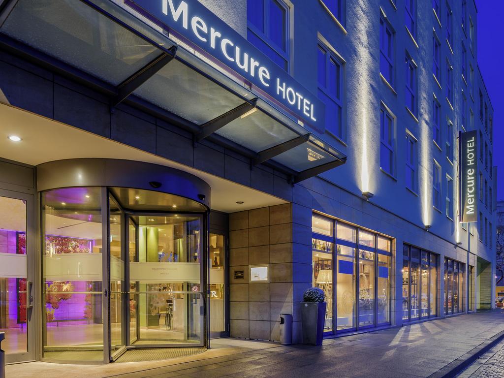Mercure Hotel Hannover Mitte Adresse