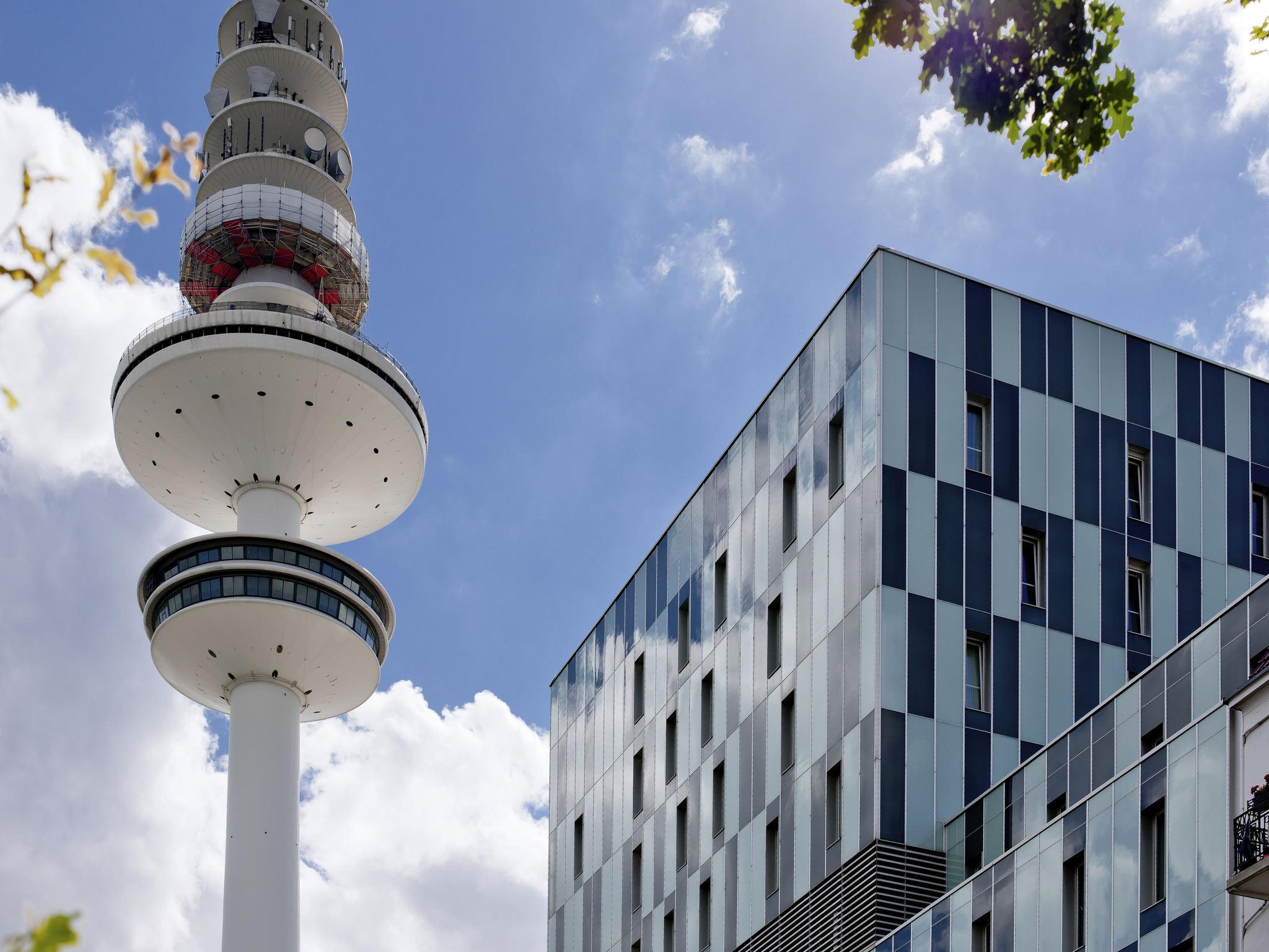 酒店 – 汉堡市中心美居酒店