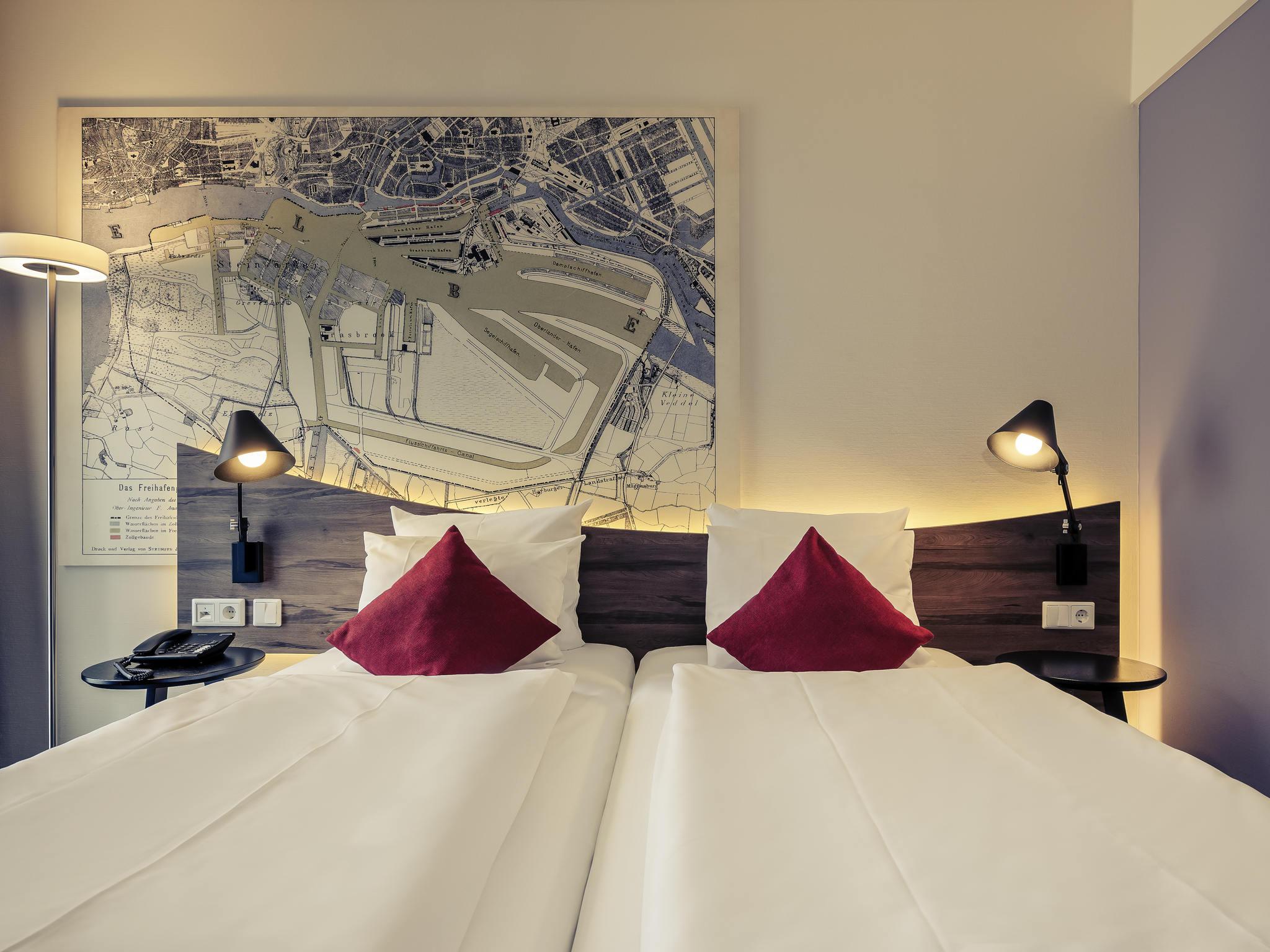 4 Sterne Hotel Hamburg Mitte Mercure