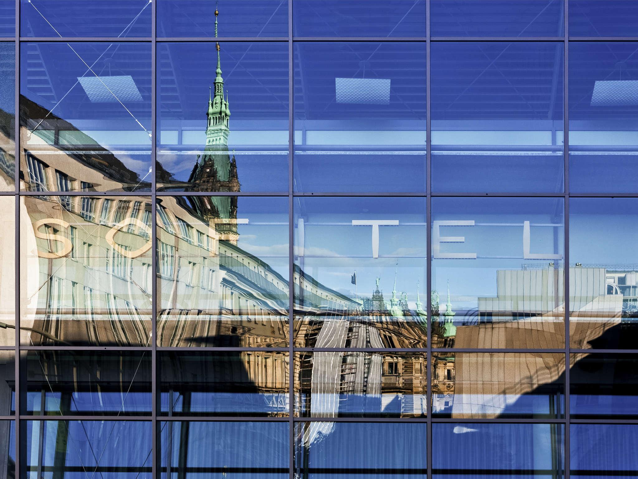 호텔 – Sofitel Hamburg Alter Wall