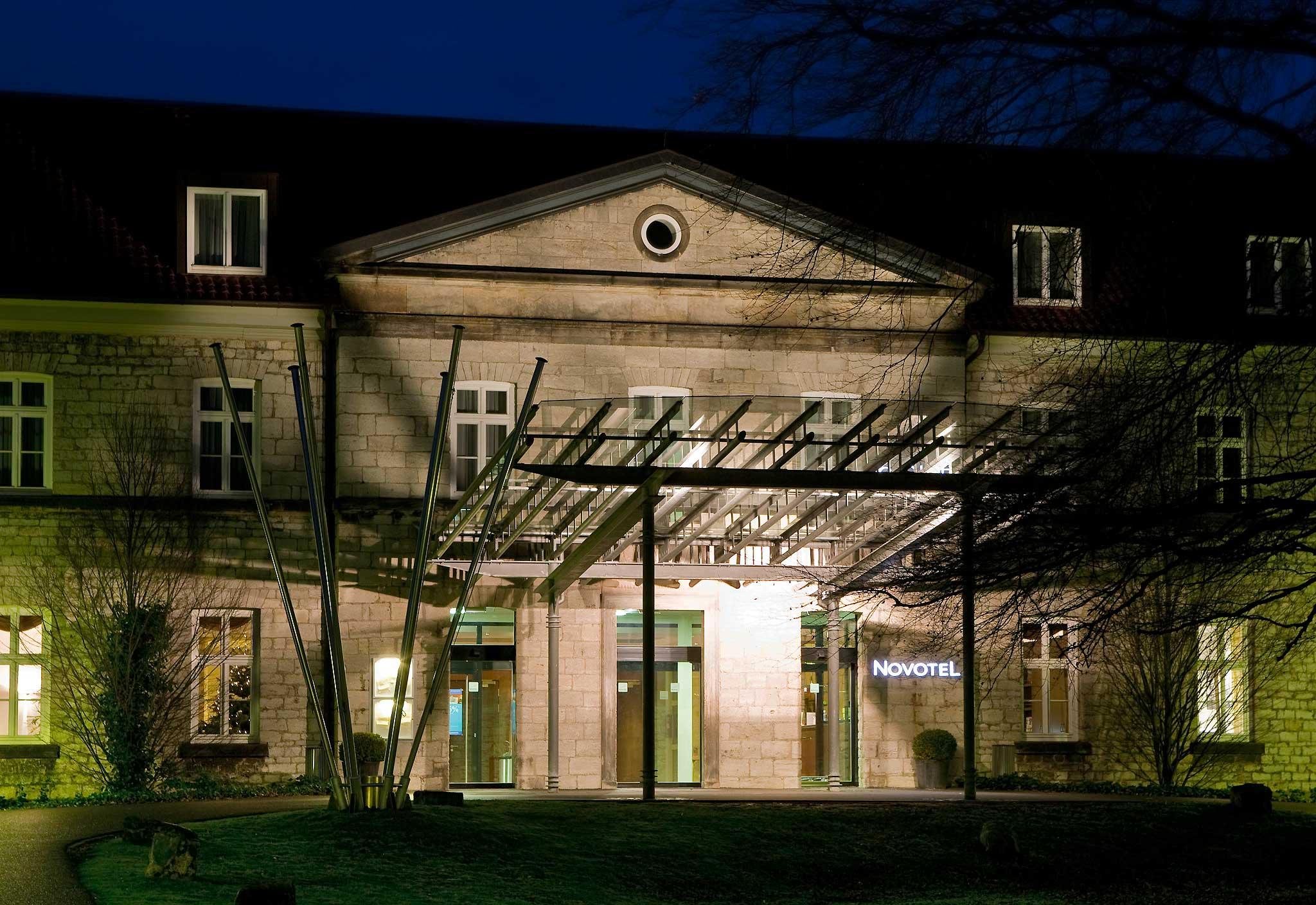 호텔 – Novotel Hildesheim