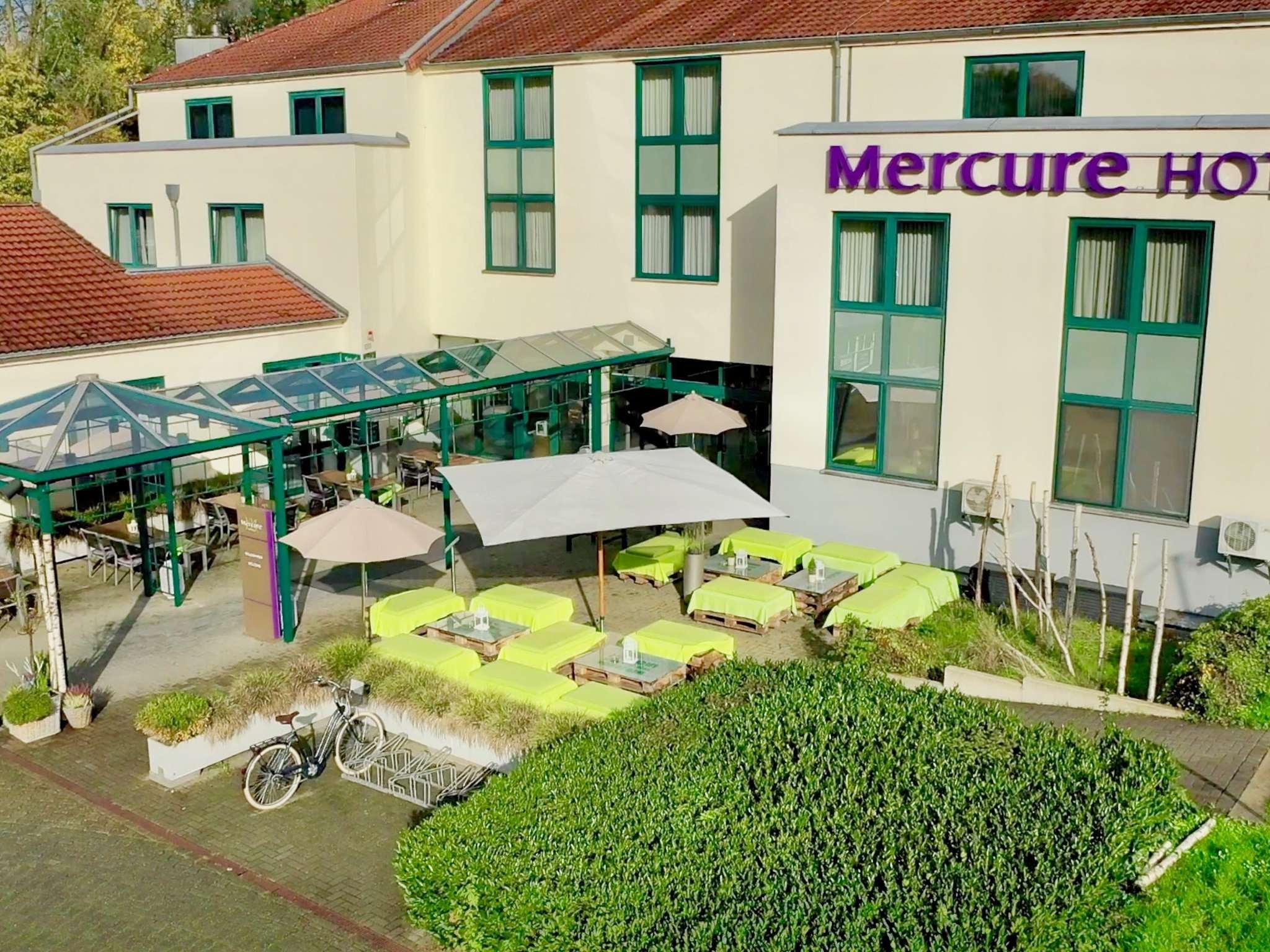 Отель — Mercure Tagungs & Landhotel Krefeld