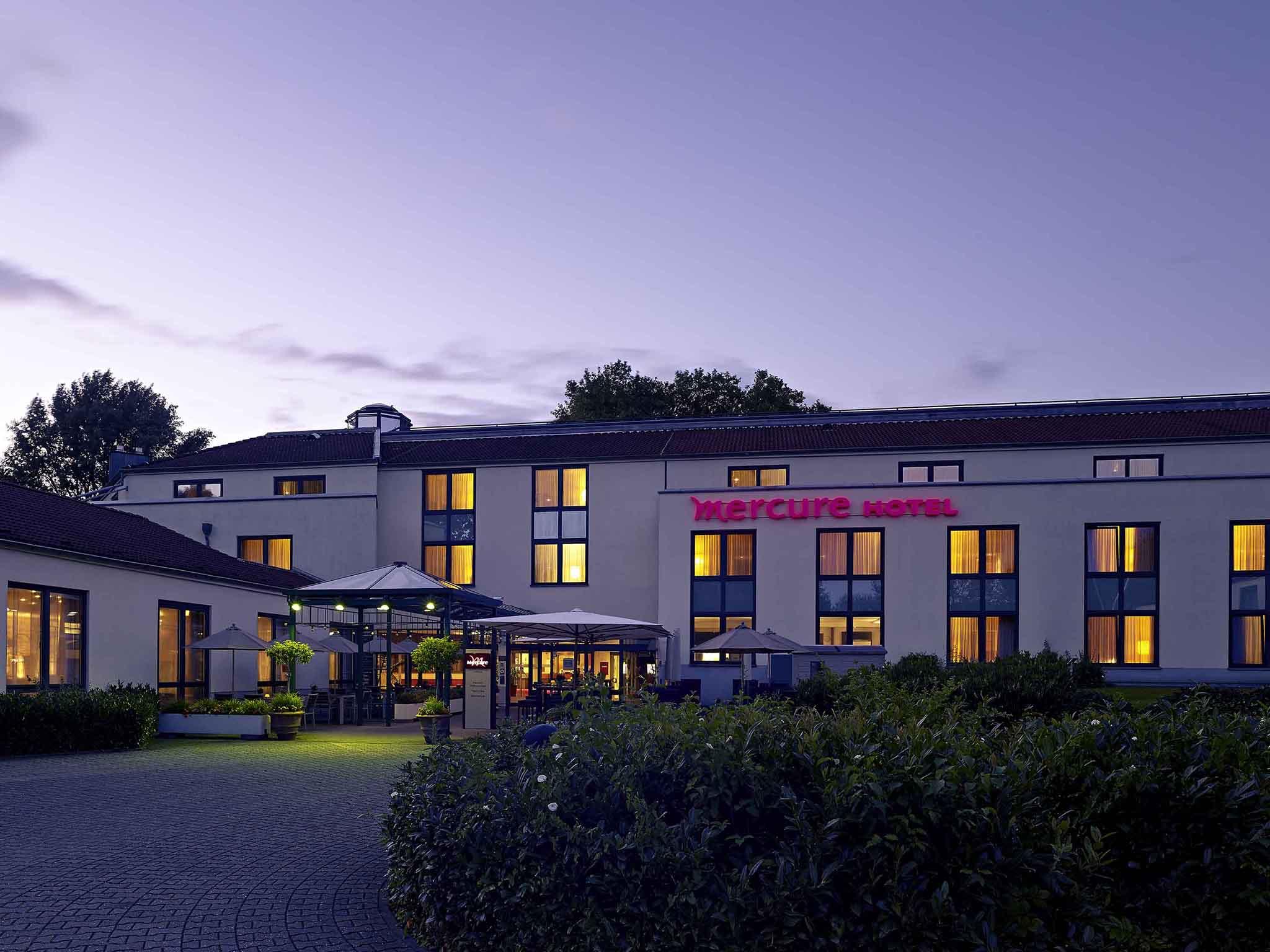 Krefeld Mercure Hotel