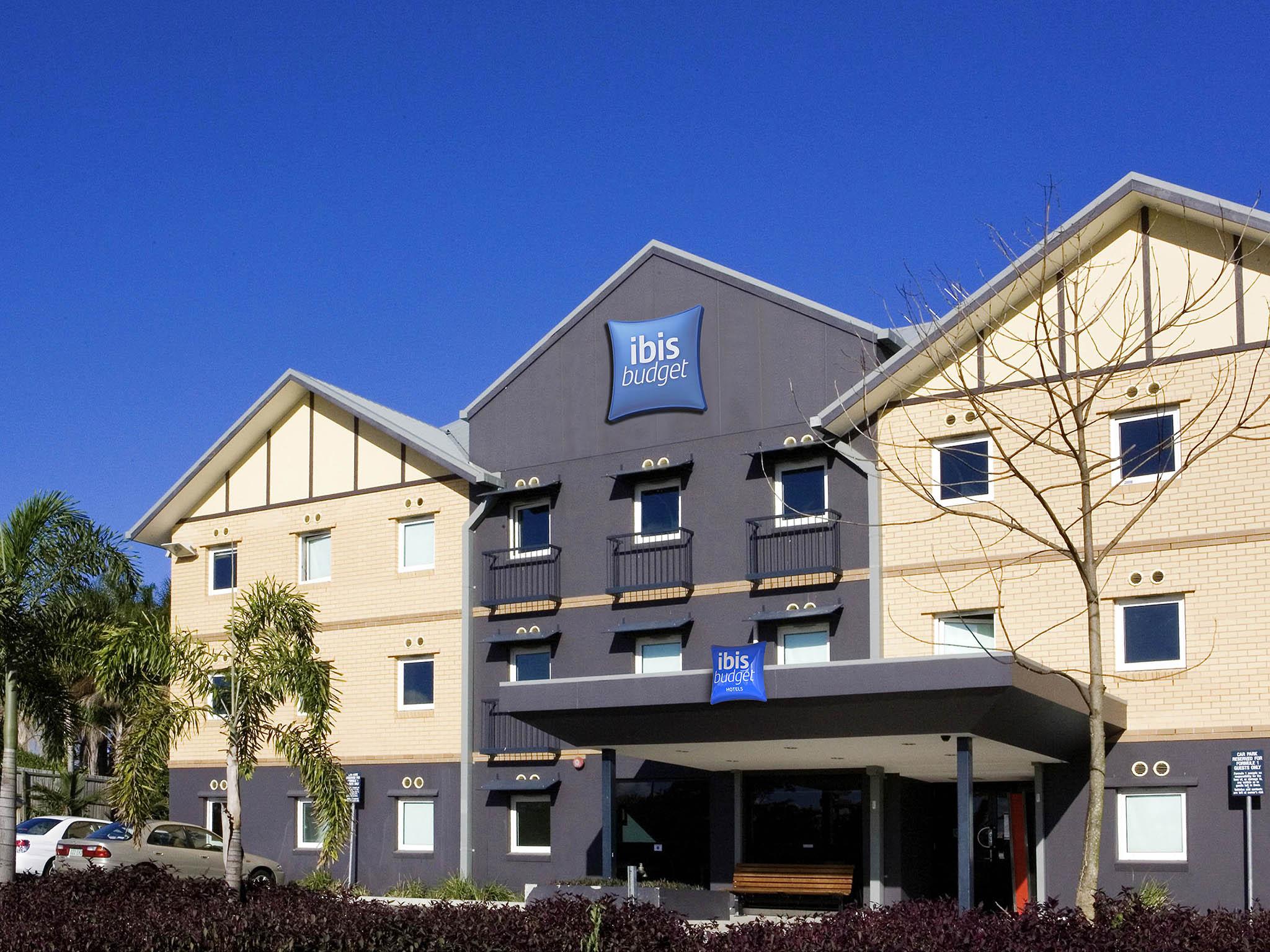 Отель — Ибис Баджет Виндзор Брисбен