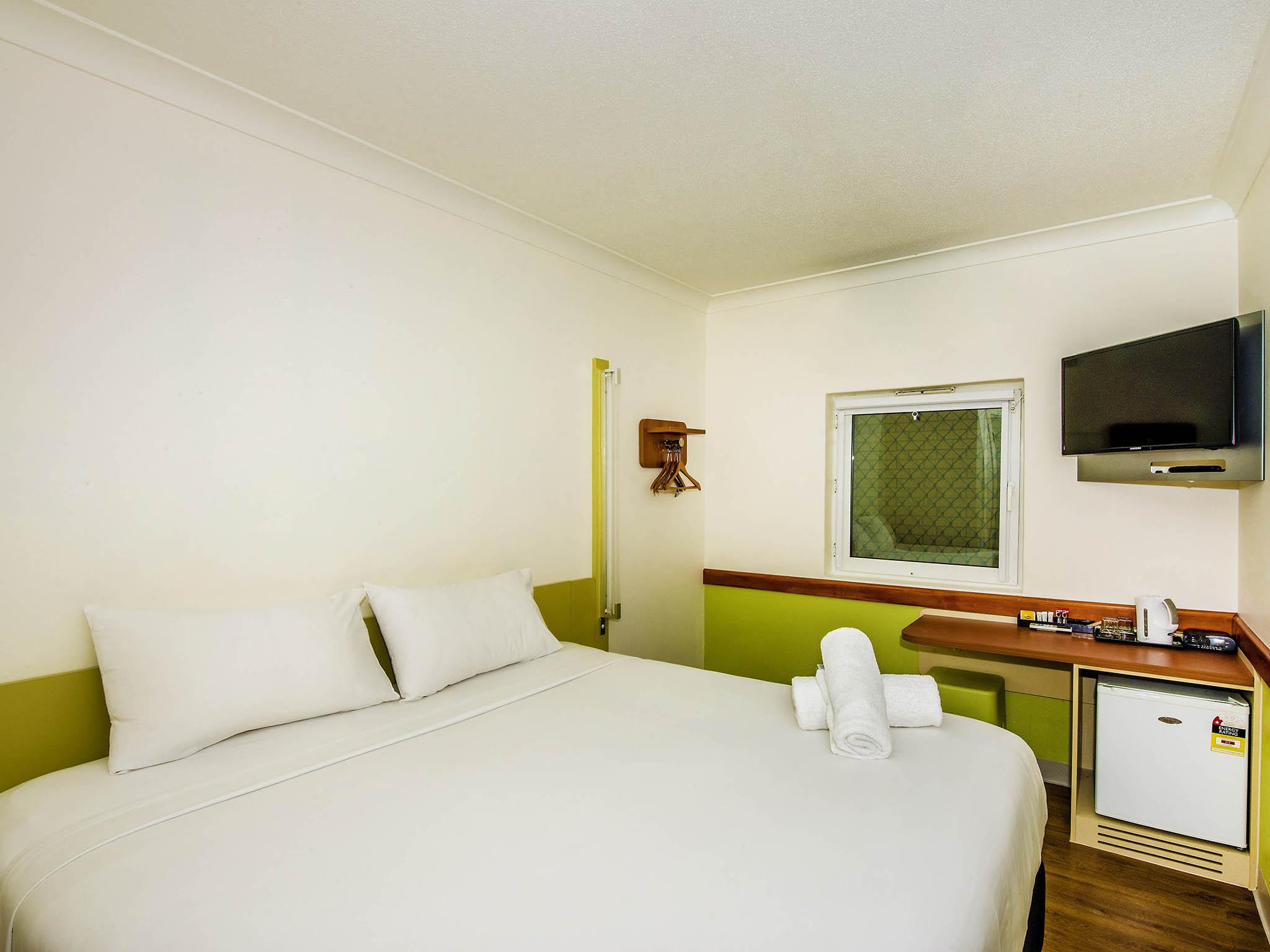 Rooms Ibis Budget Windsor Brisbane