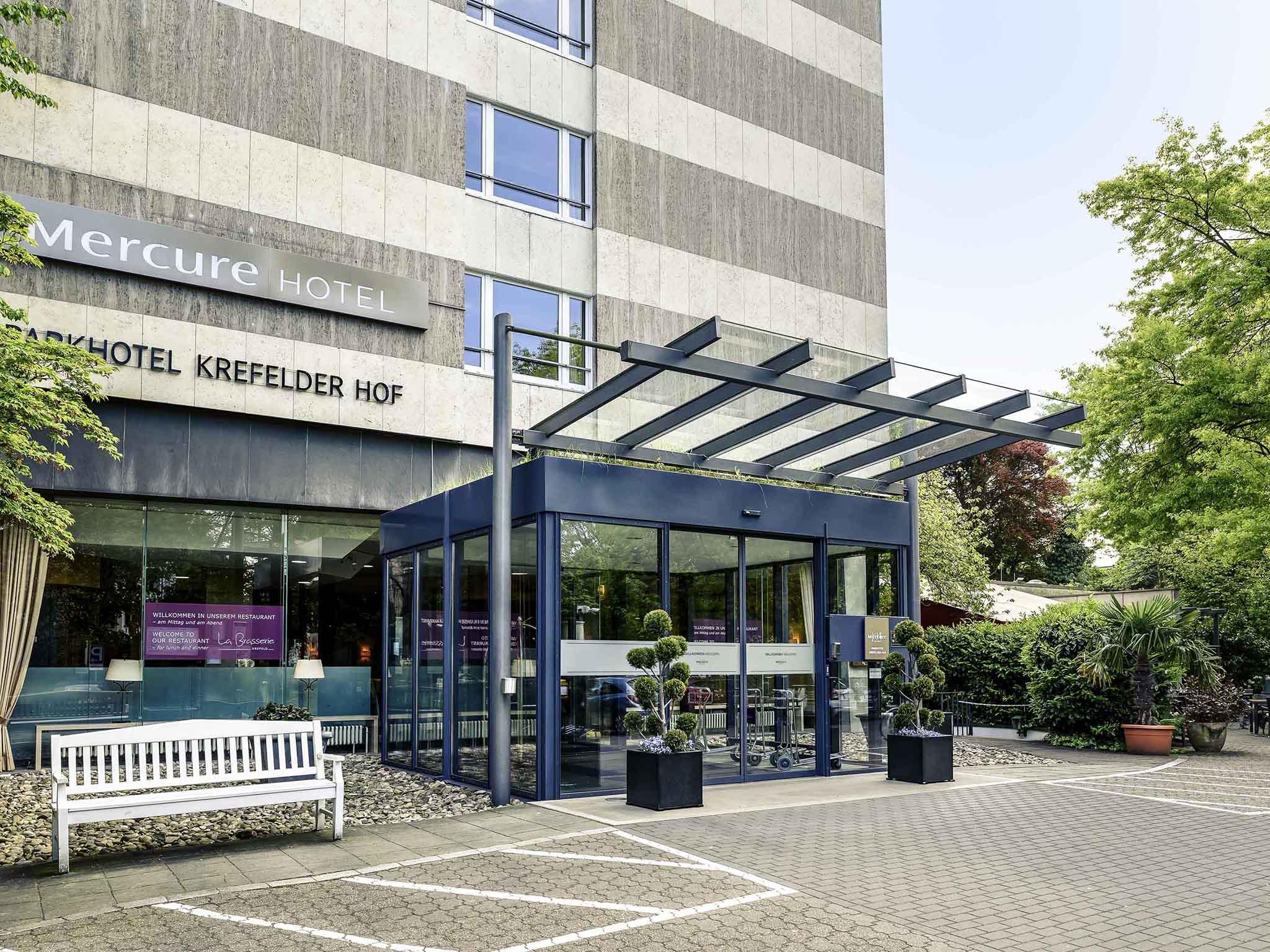 Hotell – Mercure Parkhotel Krefelder Hof