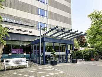 Mercure Parkhotel Krefelder Hof