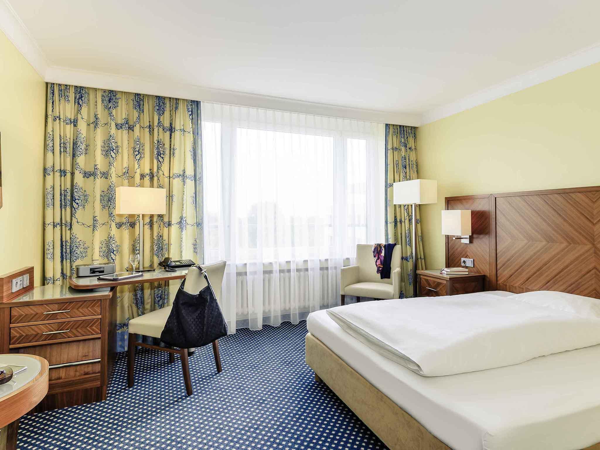 Hotel in Krefeld-Mercure Parkhotel Krefelder Hof