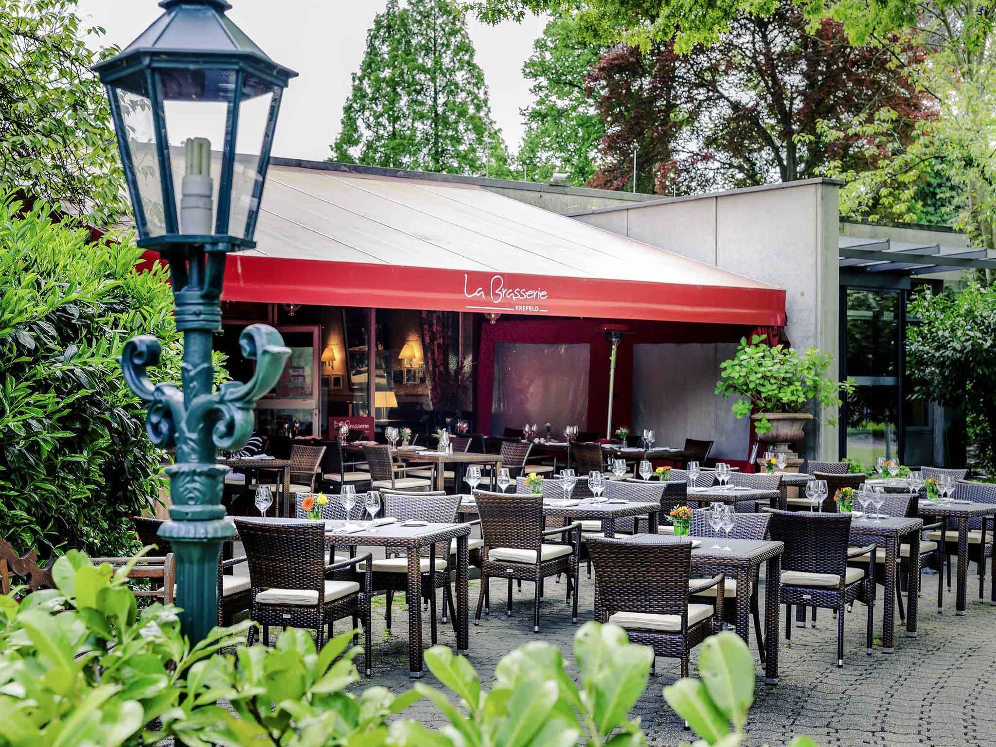 ... Restaurant - Mercure Parkhotel Krefelder Hof ...
