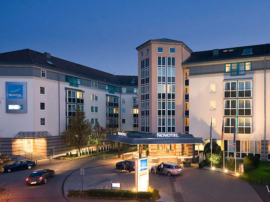 Hotel Mainz Novotel Mainz