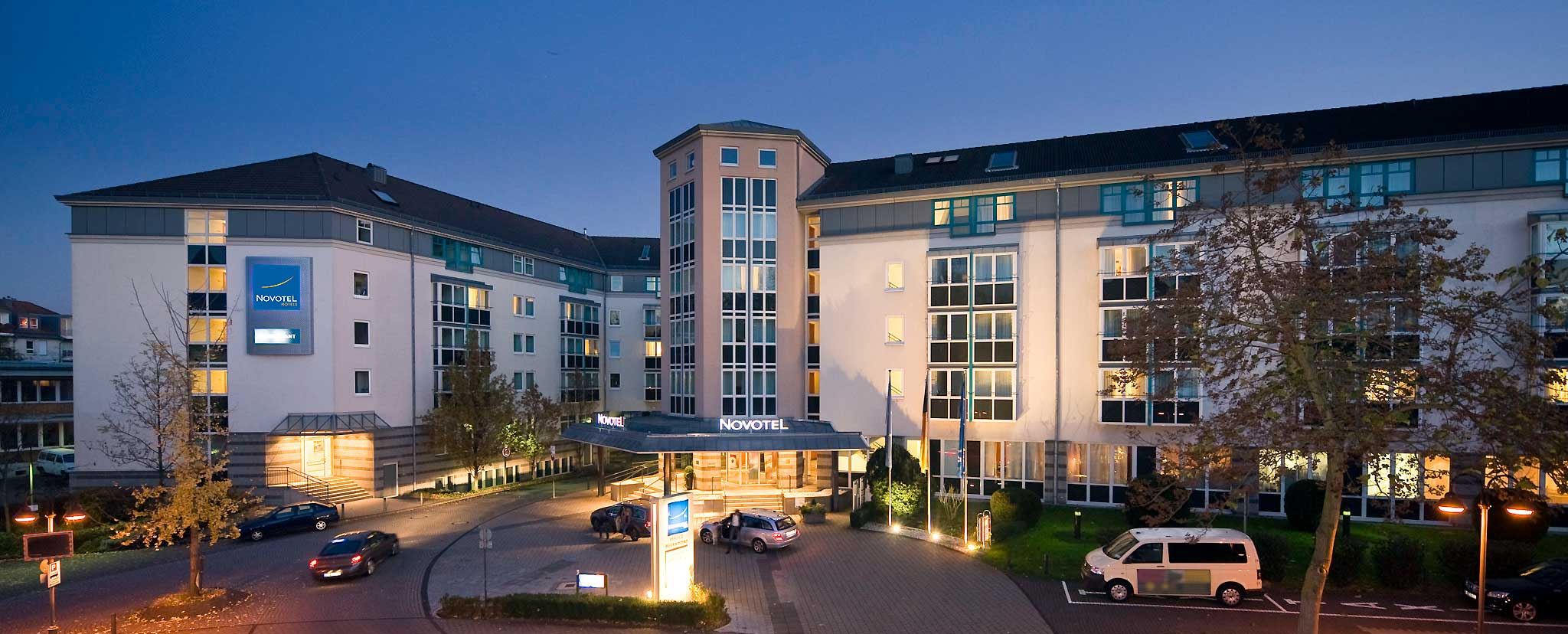 Hotell – Novotel Mainz