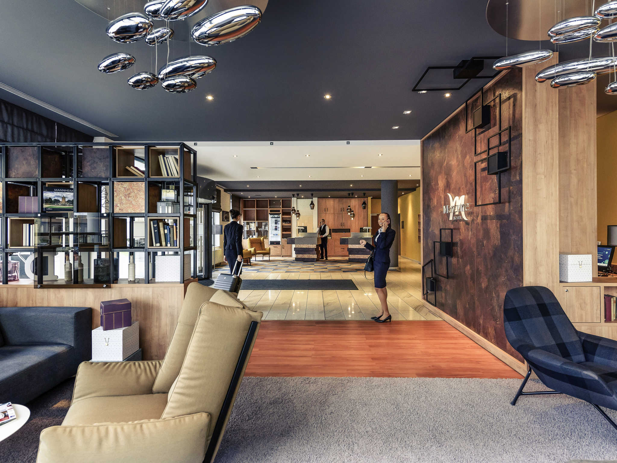 Otel – Mercure Hotel Mannheim am Rathaus