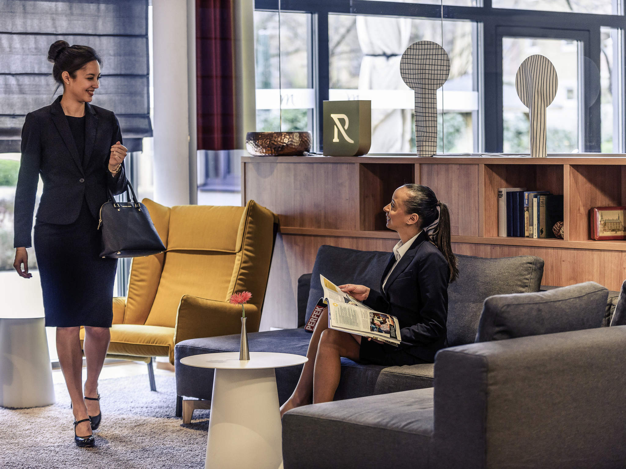 Mercure Hotel Mannheim Am Rathaus Bilder
