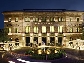 慕尼黑BAYERPOST索菲特酒店