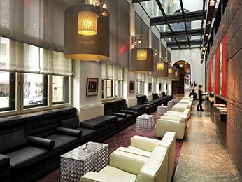 hotel sofitel munich bayerpost book now spa restaurant. Black Bedroom Furniture Sets. Home Design Ideas