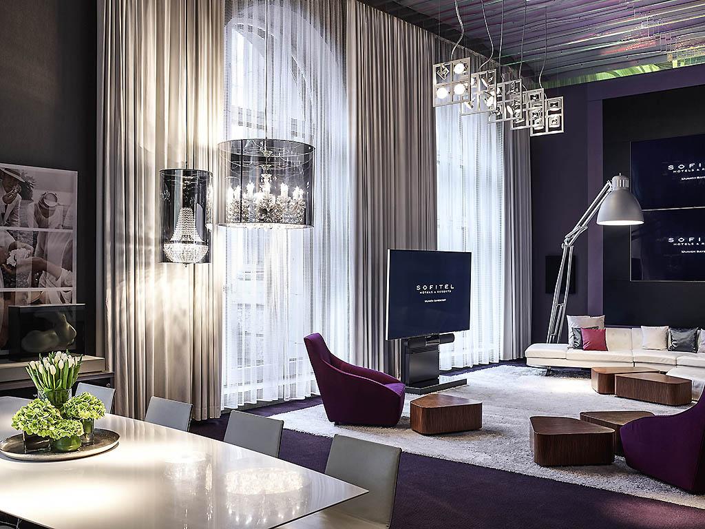 luxushotel muenchen – sofitel munich bayerpost, Badezimmer ideen