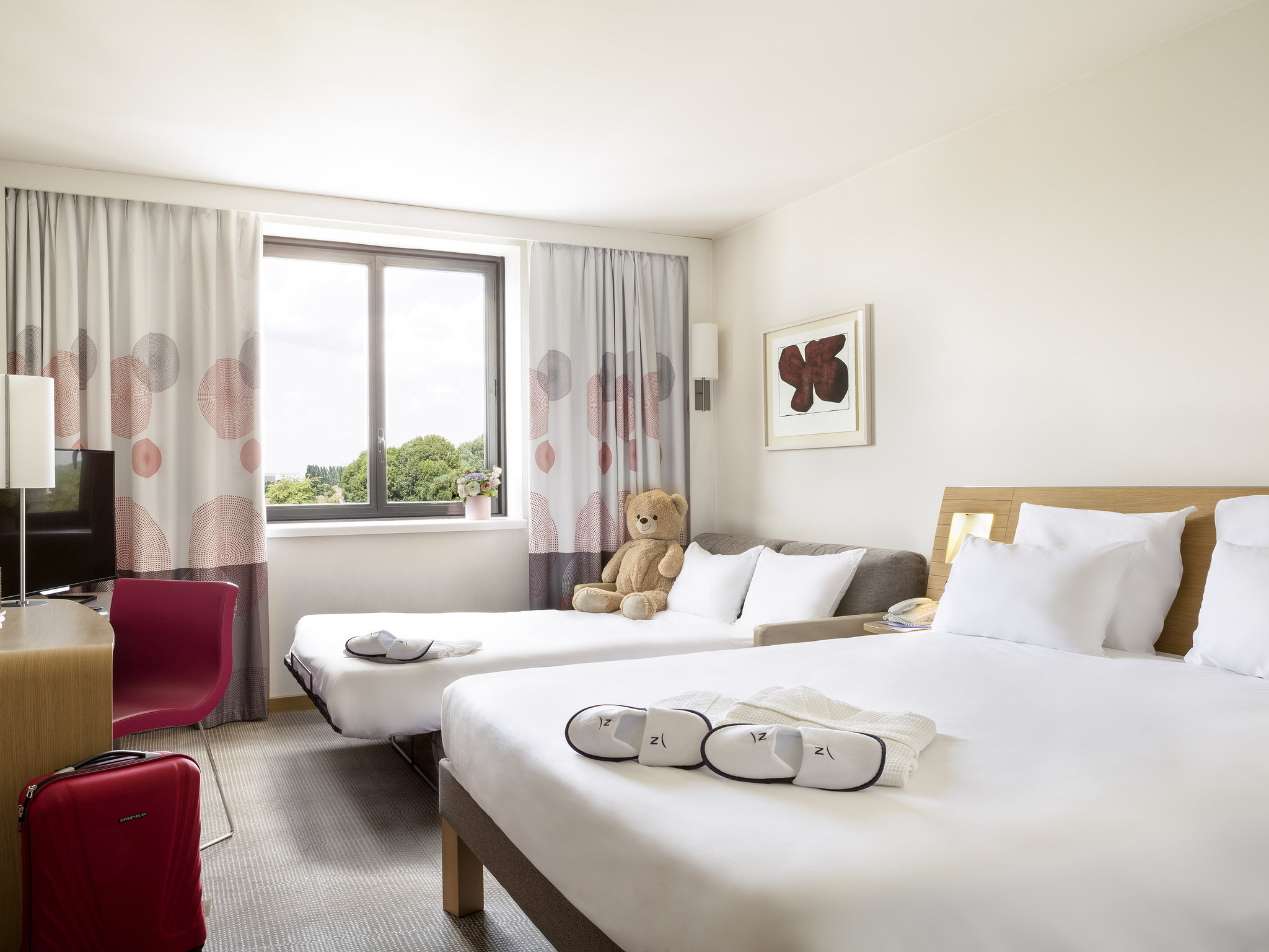 Hotel in ROISSY-EN-FRANCE - Novotel Roissy CDG Convention & Spa