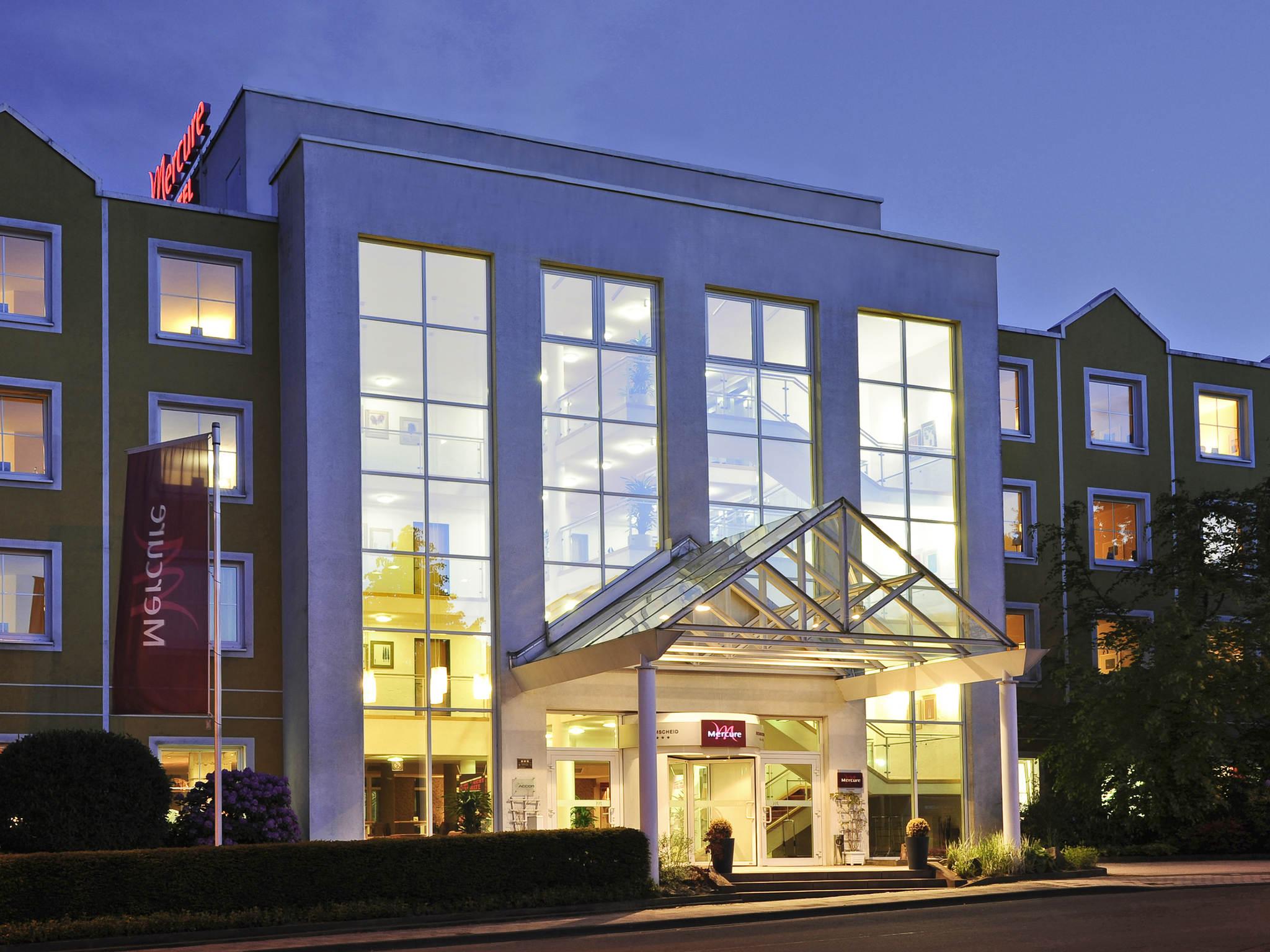 Отель — Mercure Hotel Remscheid