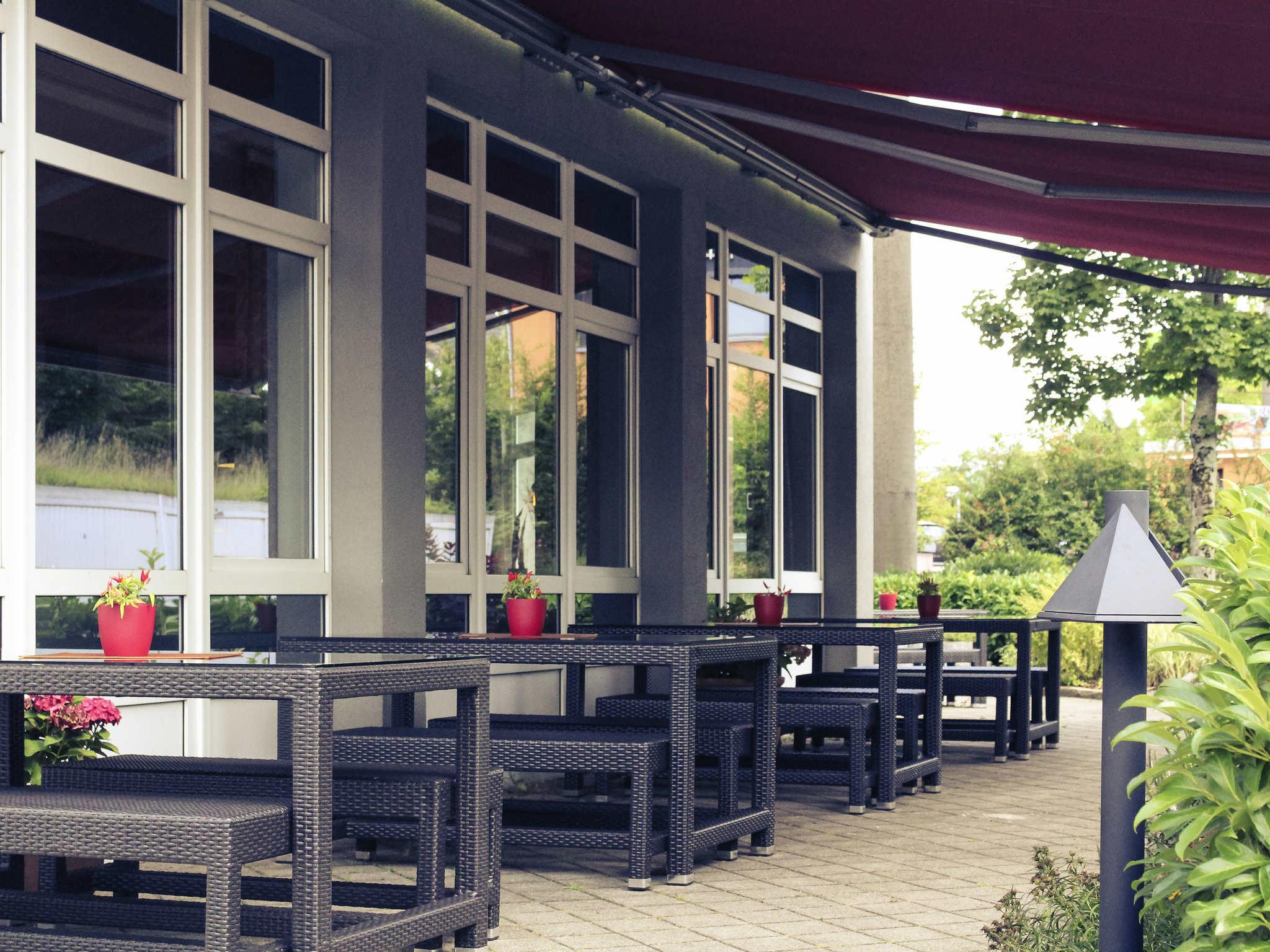 Mercure Hotel Remscheid Restaurant