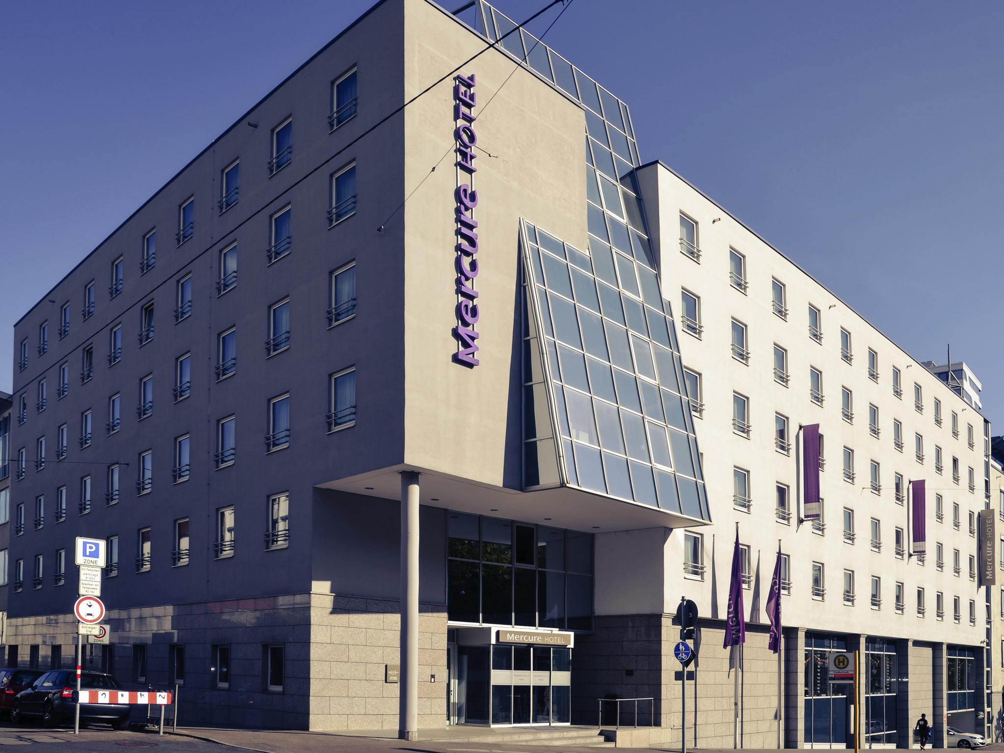 โรงแรม – Mercure Hotel Stuttgart City Center