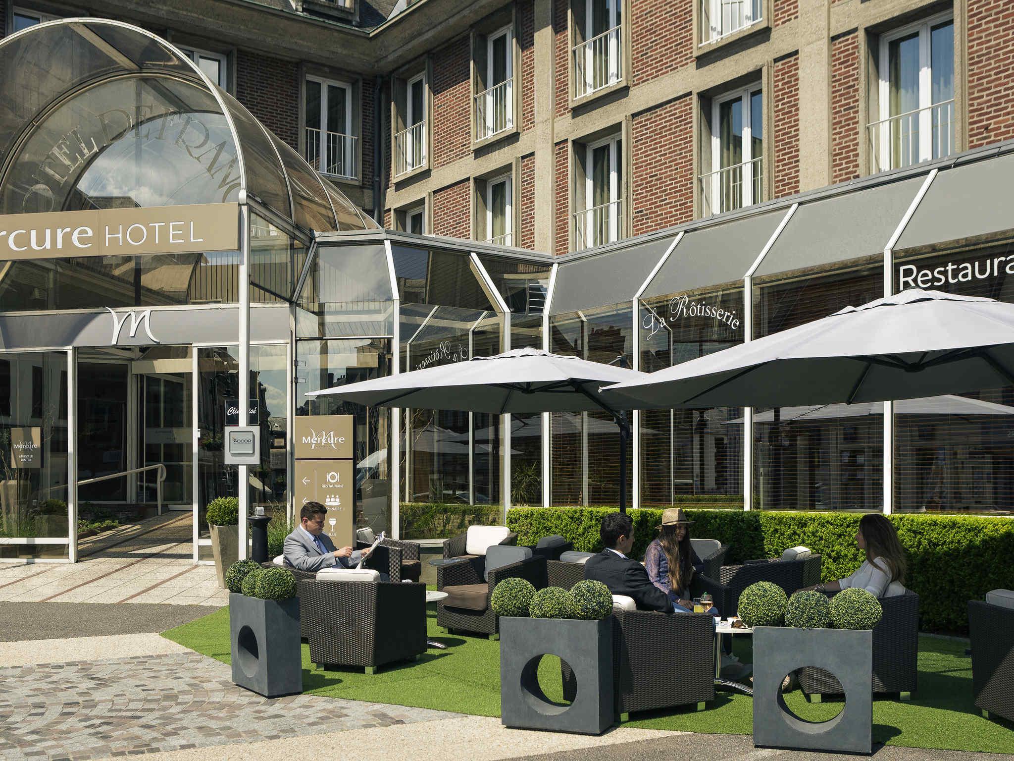 Bar Hôtel Mercure Abbeville Centre Porte De La Baie Somme
