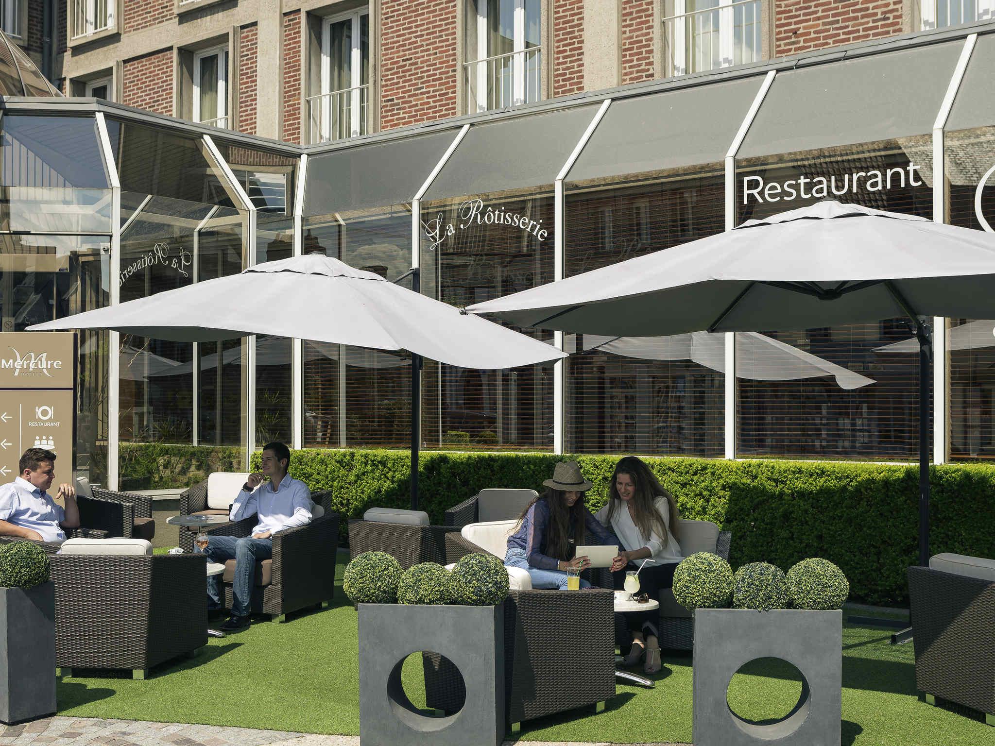 酒店 – 阿布维尔法兰西餐厅美居酒店