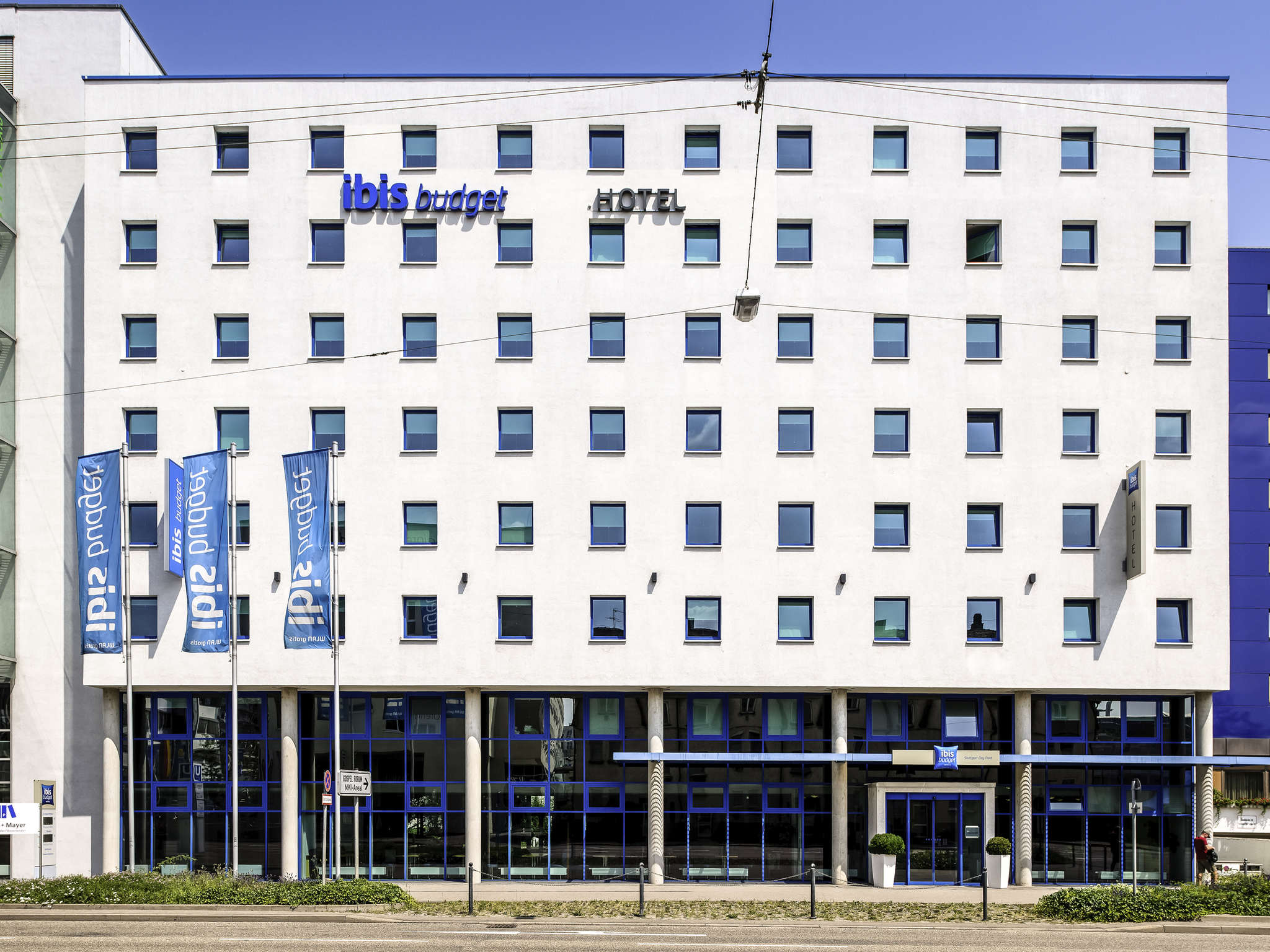 Hôtel - ibis budget Stuttgart City Nord