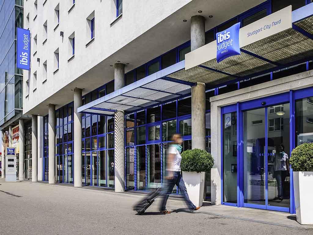 Hotel In Stuttgart Ibis Budget Stuttgart City Nord
