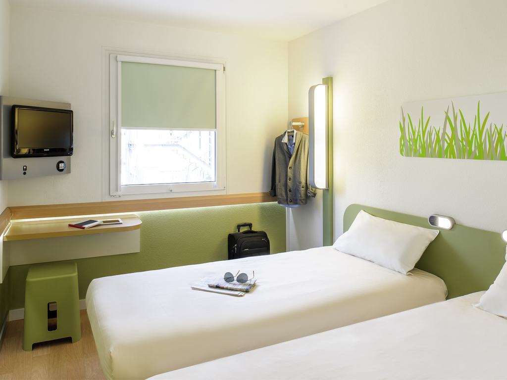 Hotel ibis budget stuttgart city nord book now free wifi for Design hotel 54 nord