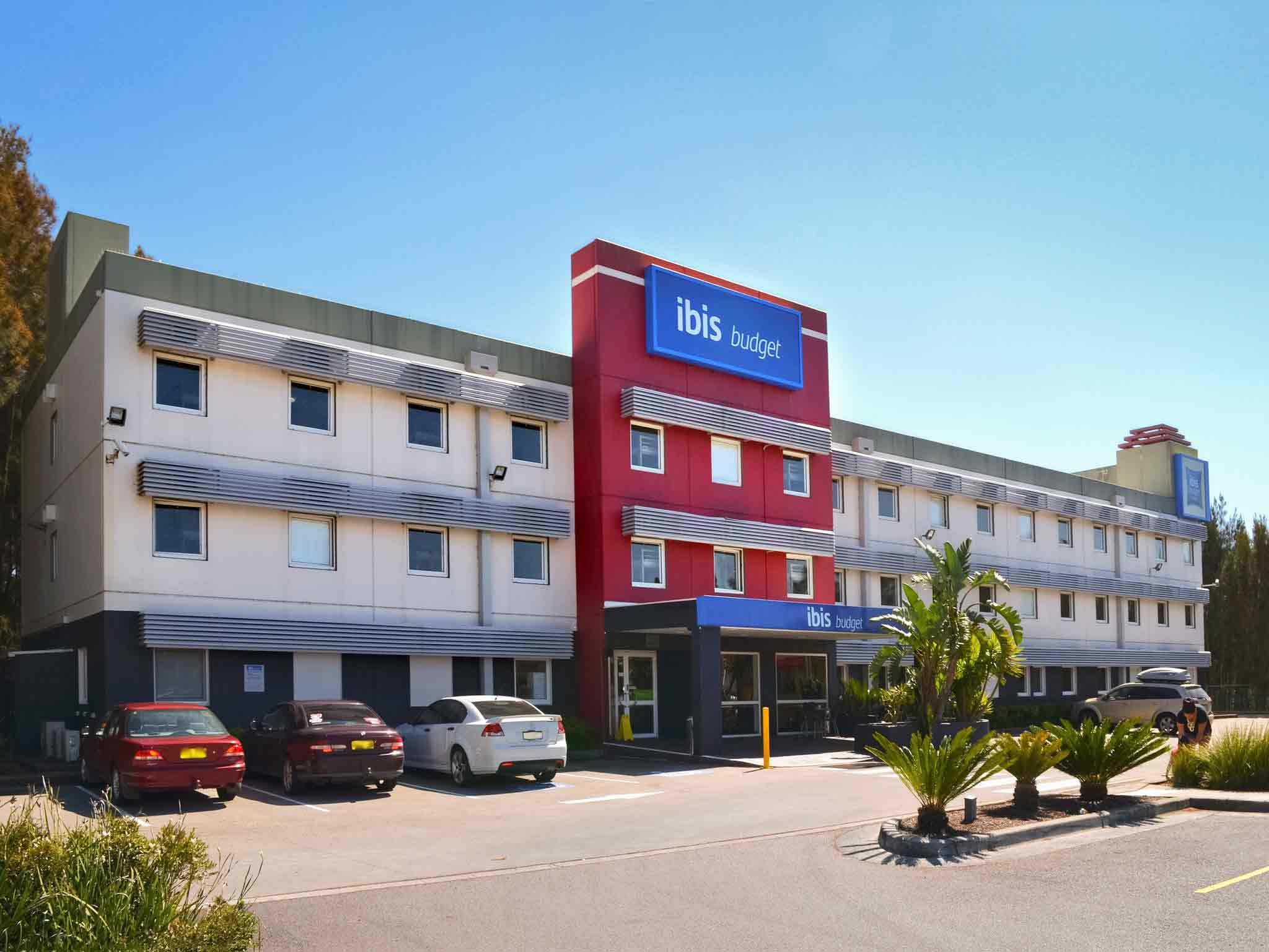 ホテル – ibis budget Gosford