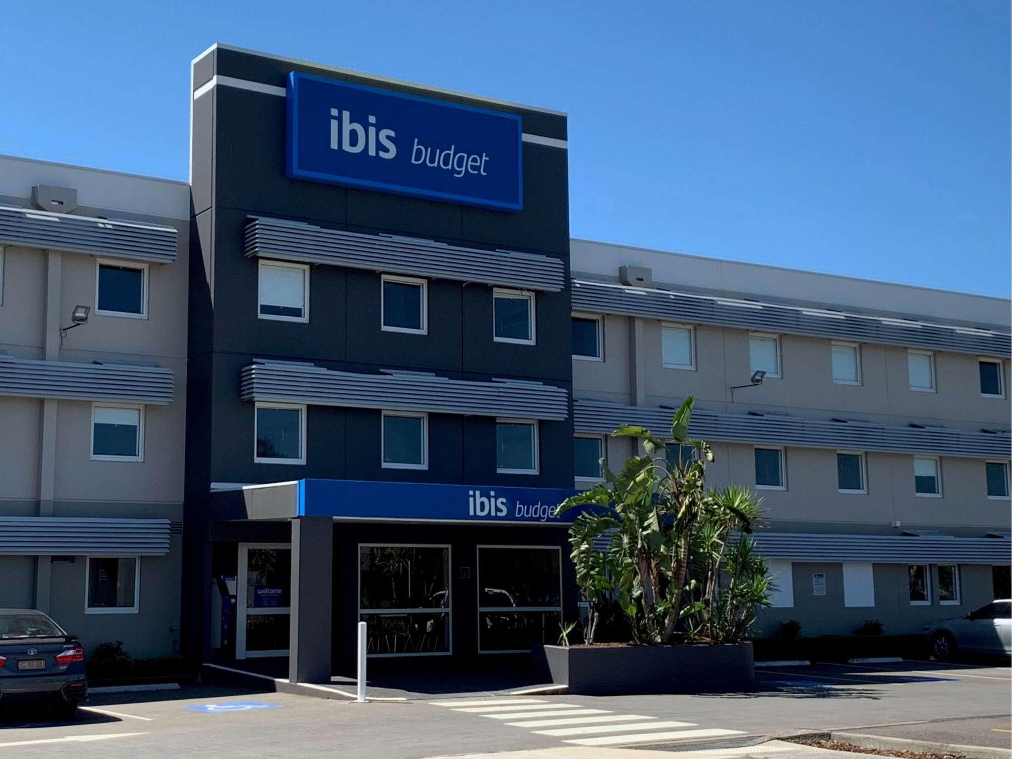 Отель — ibis budget Gosford