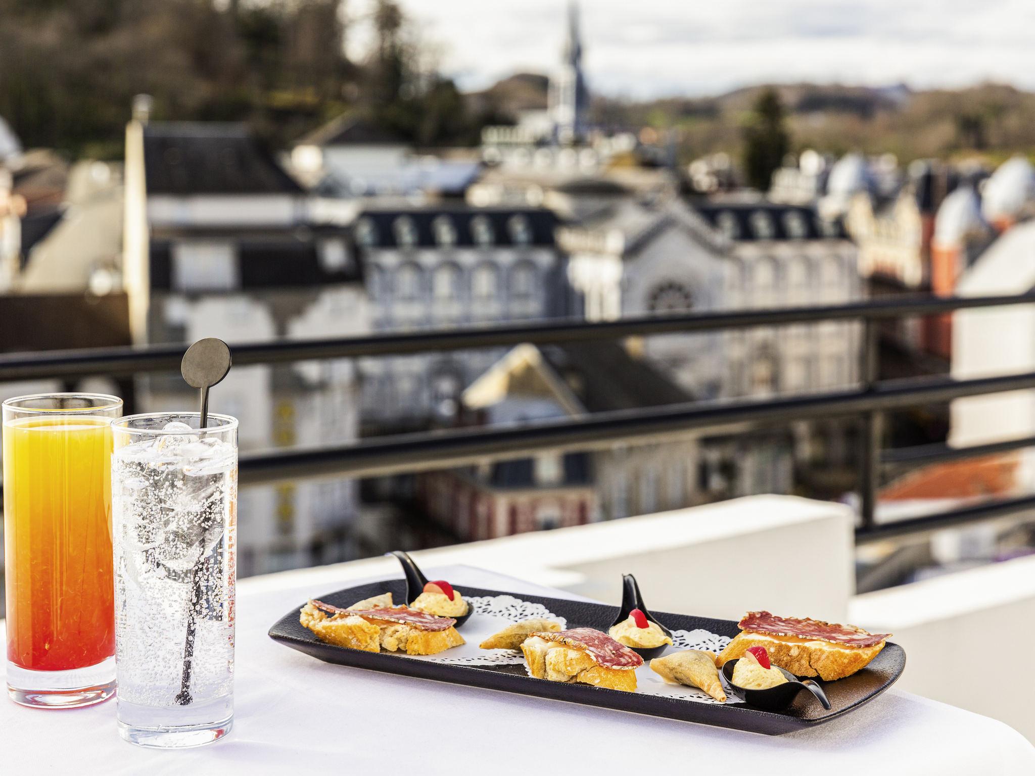 Отель — Hôtel Mercure Lourdes Impérial