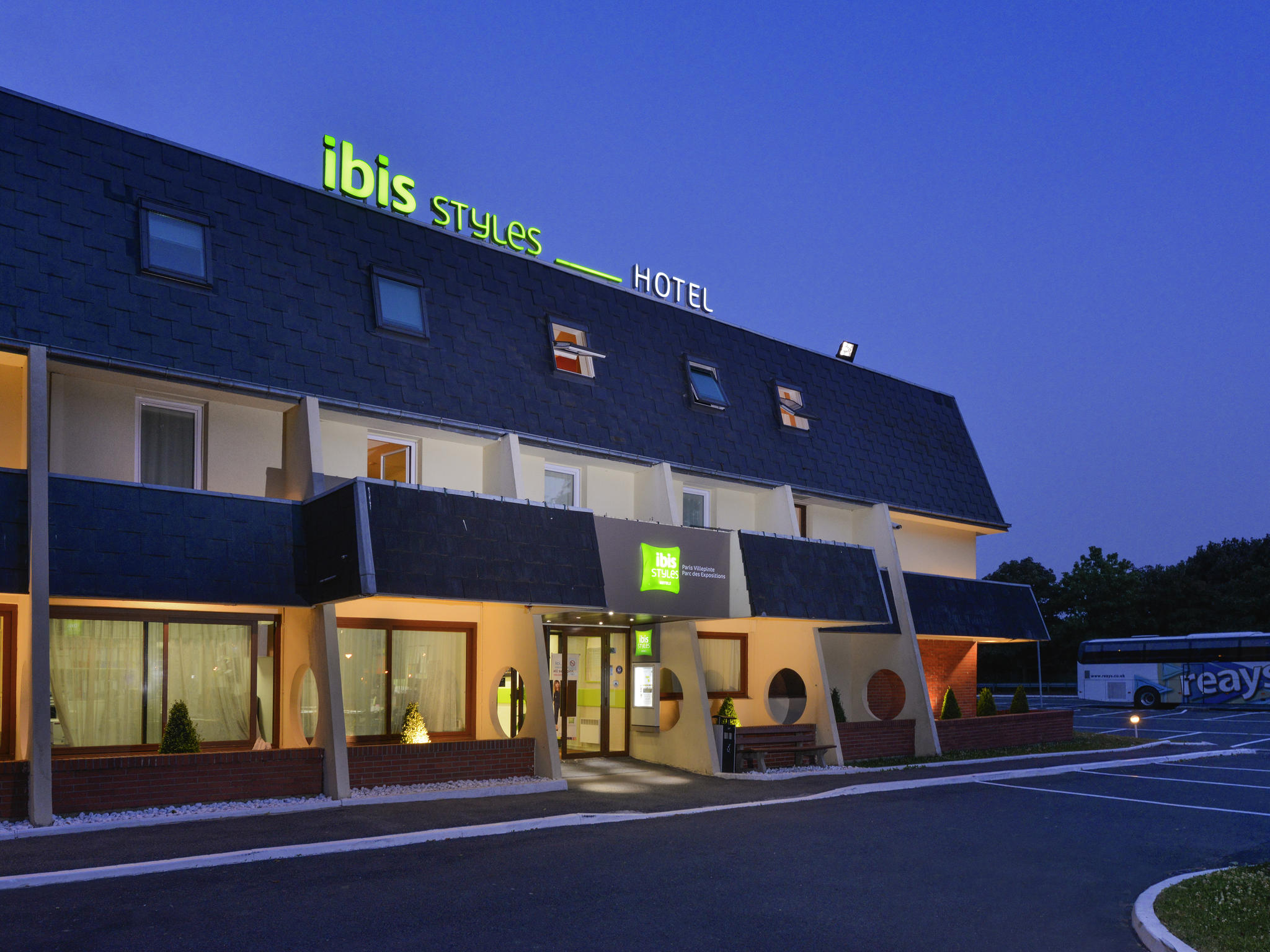 فندق - ibis Styles Parc des Expositions de Villepinte
