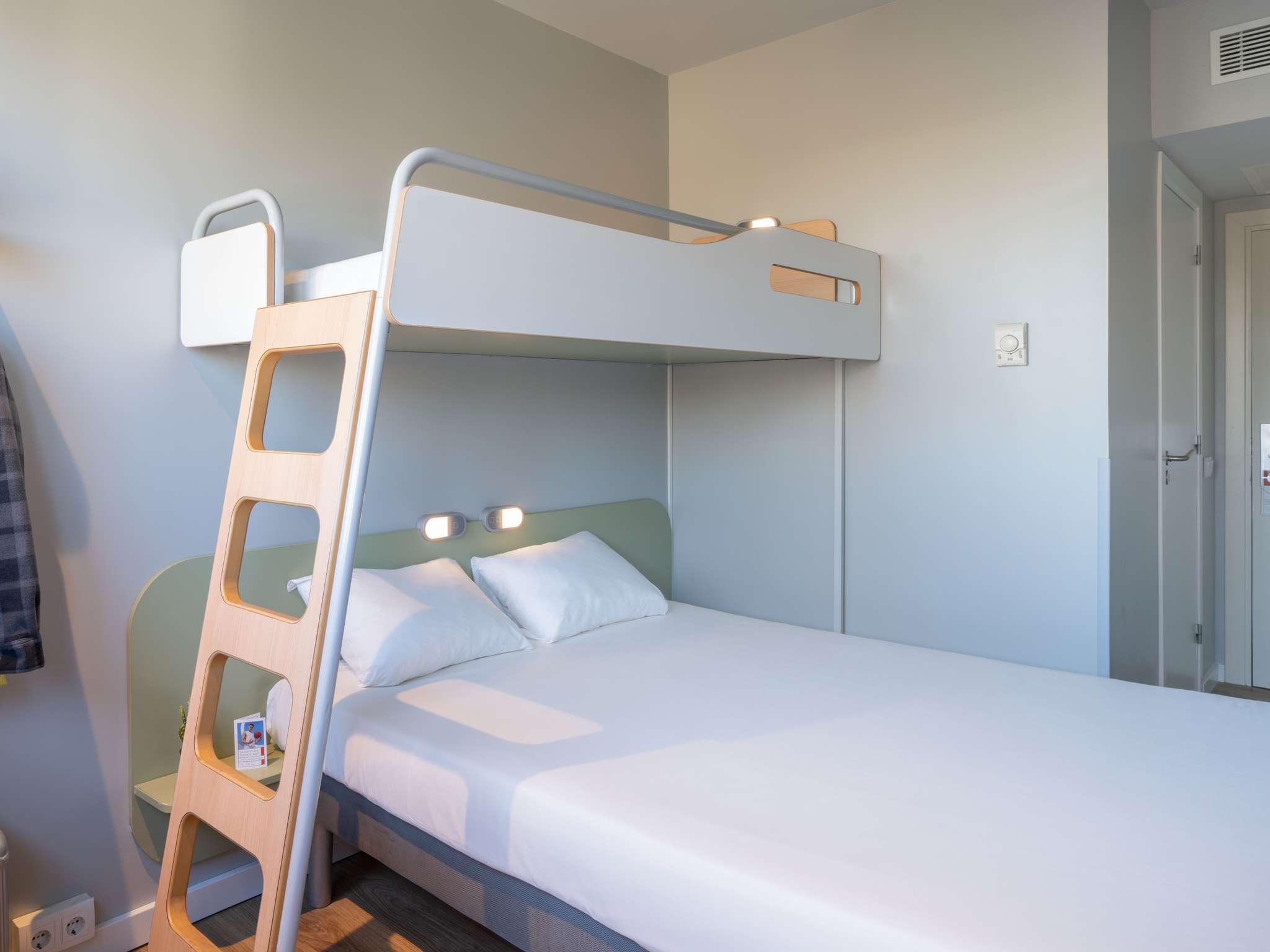 Rooms Ibis Budget Aeropuerto Barcelona Viladecans
