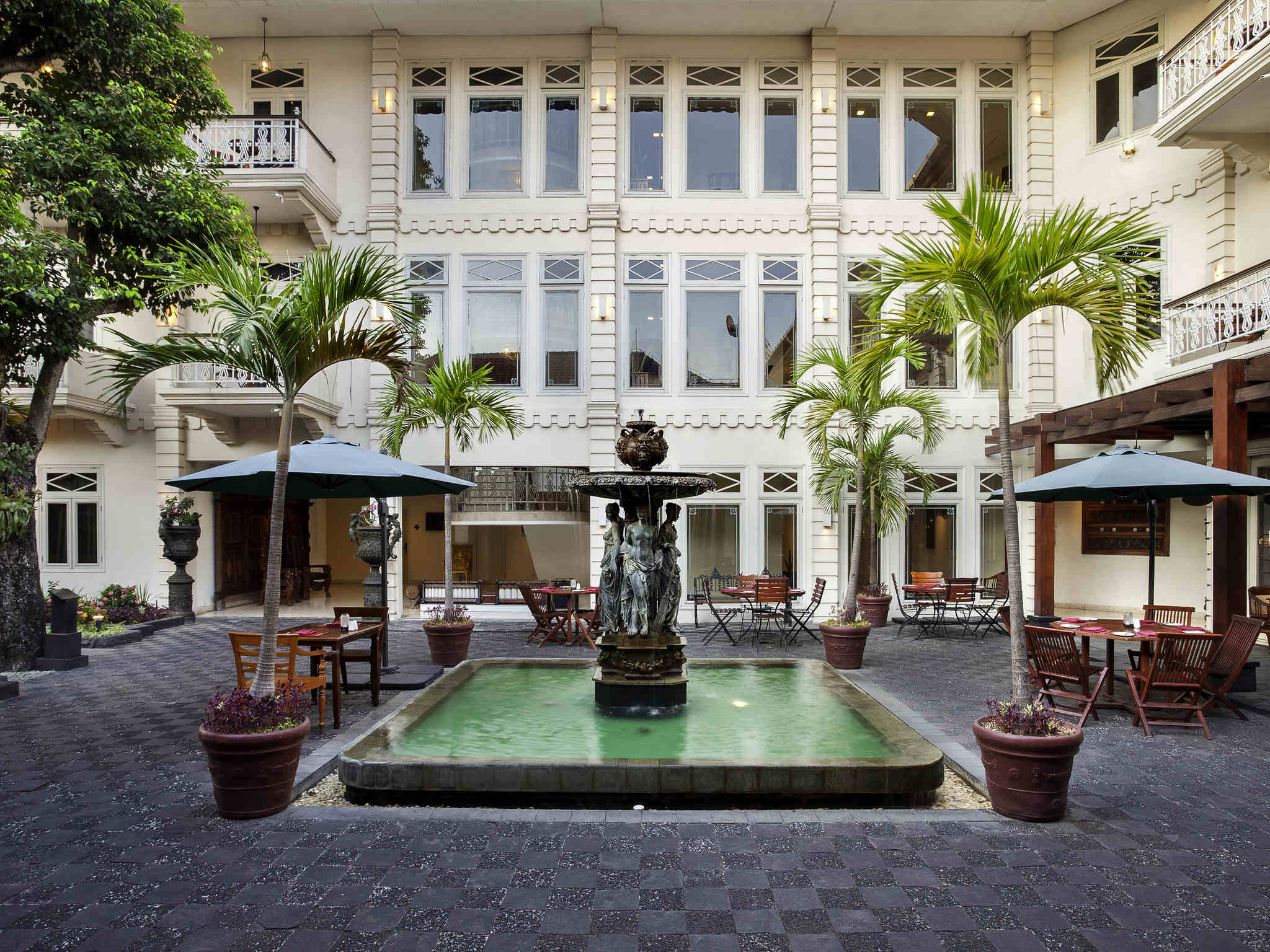 5 Star Hotel In Yogyakarta The Phoenix Accorhotels Voucher Silver Semarang Mgallery By Sofitel