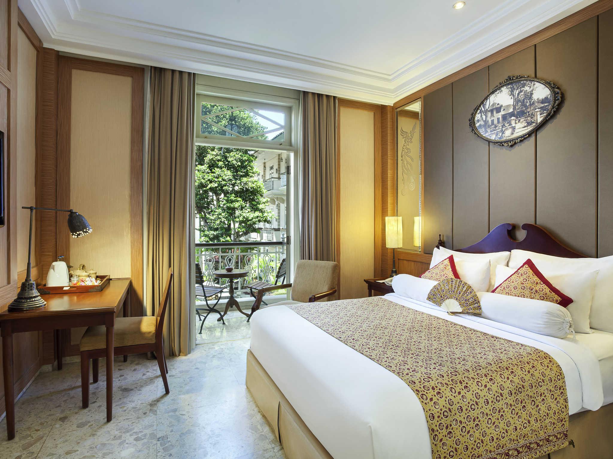 5-star hotel in Yogyakarta - The Phoenix Hotel - Accorhotels