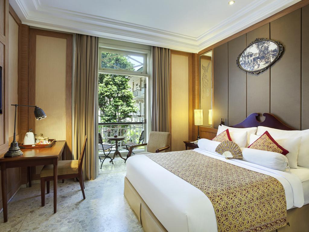 Luxury hotel YOGYAKARTA – The Phoenix Hotel Yogyakarta