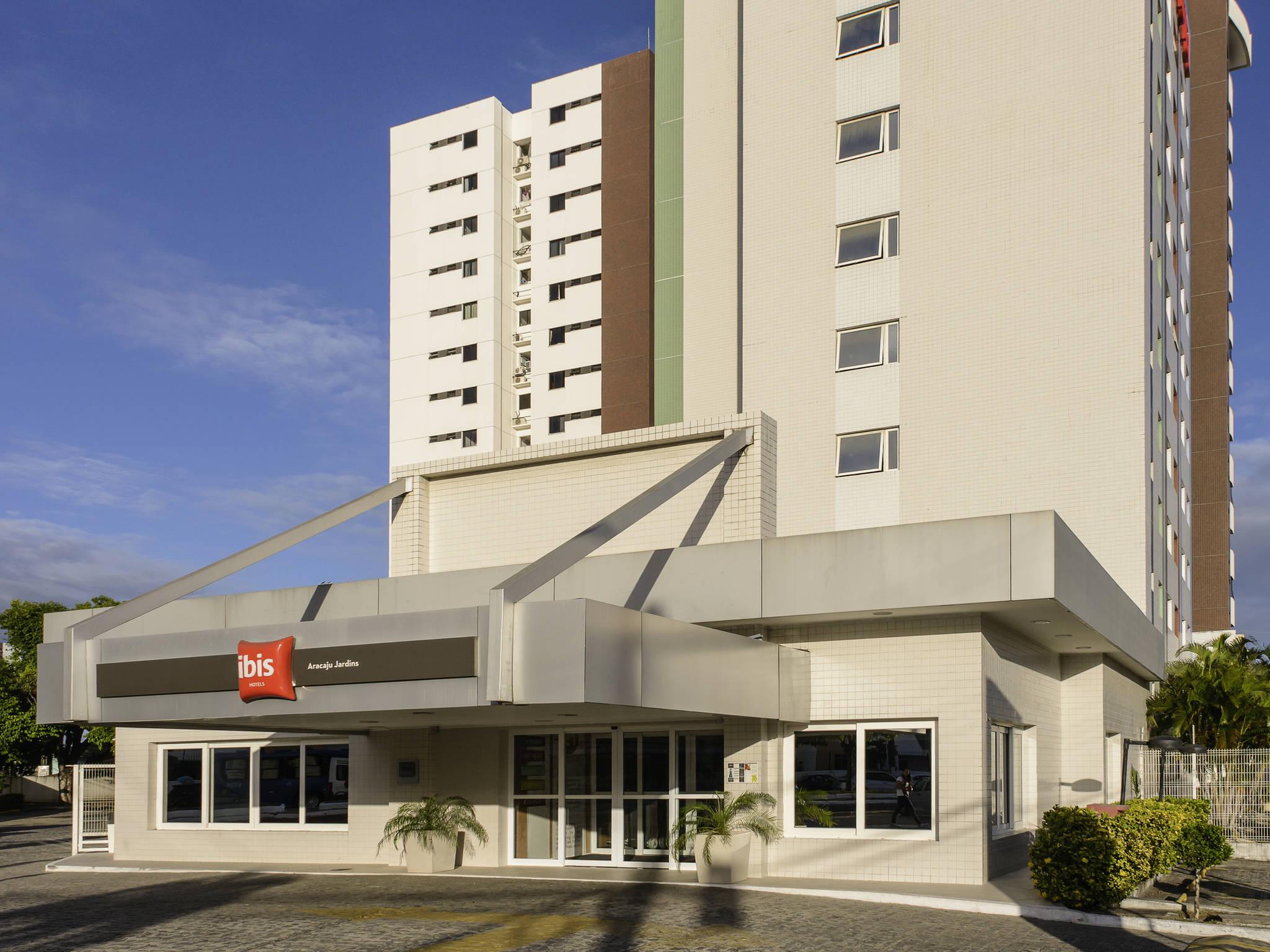 Отель — ibis Aracaju
