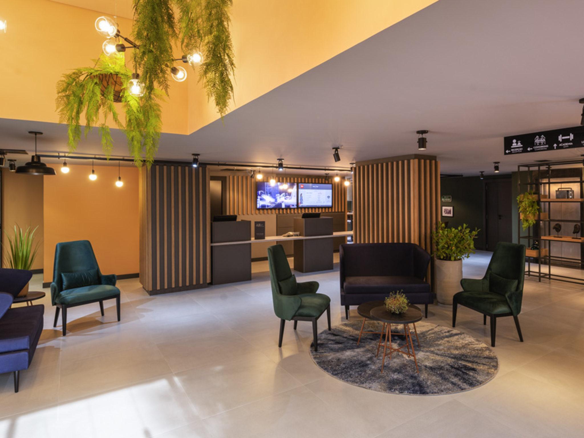 โรงแรม – ibis Curitiba Batel