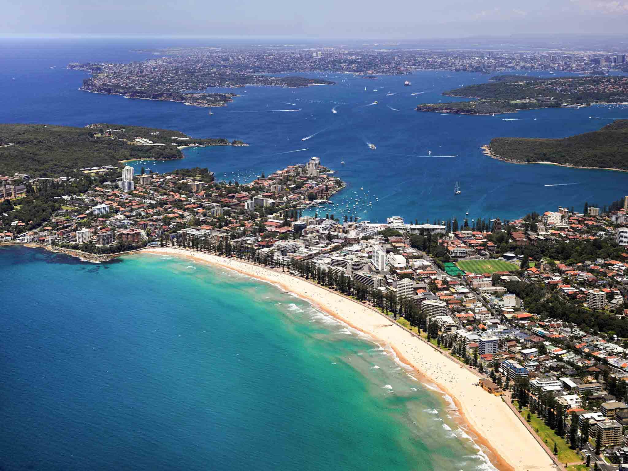 Hotell – Novotel Sydney Manly Pacific
