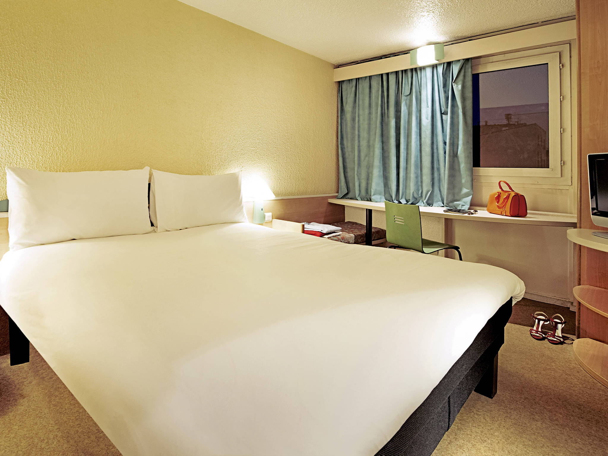 호텔 – ibis Madrid Alcorcon Tresaguas