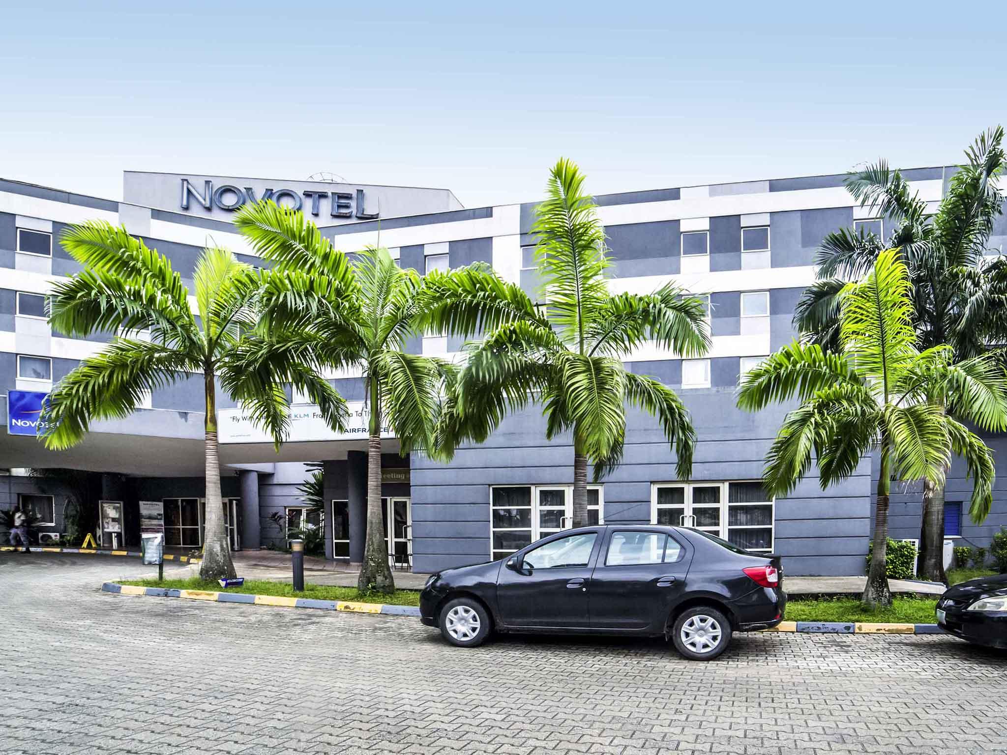 Отель — Novotel Порт-Харкорт