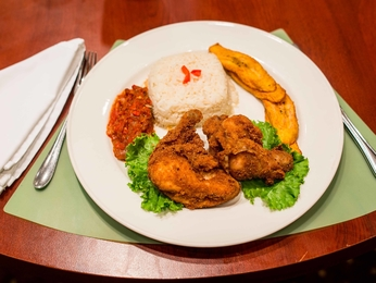 Restaurant - Novotel Port Harcourt
