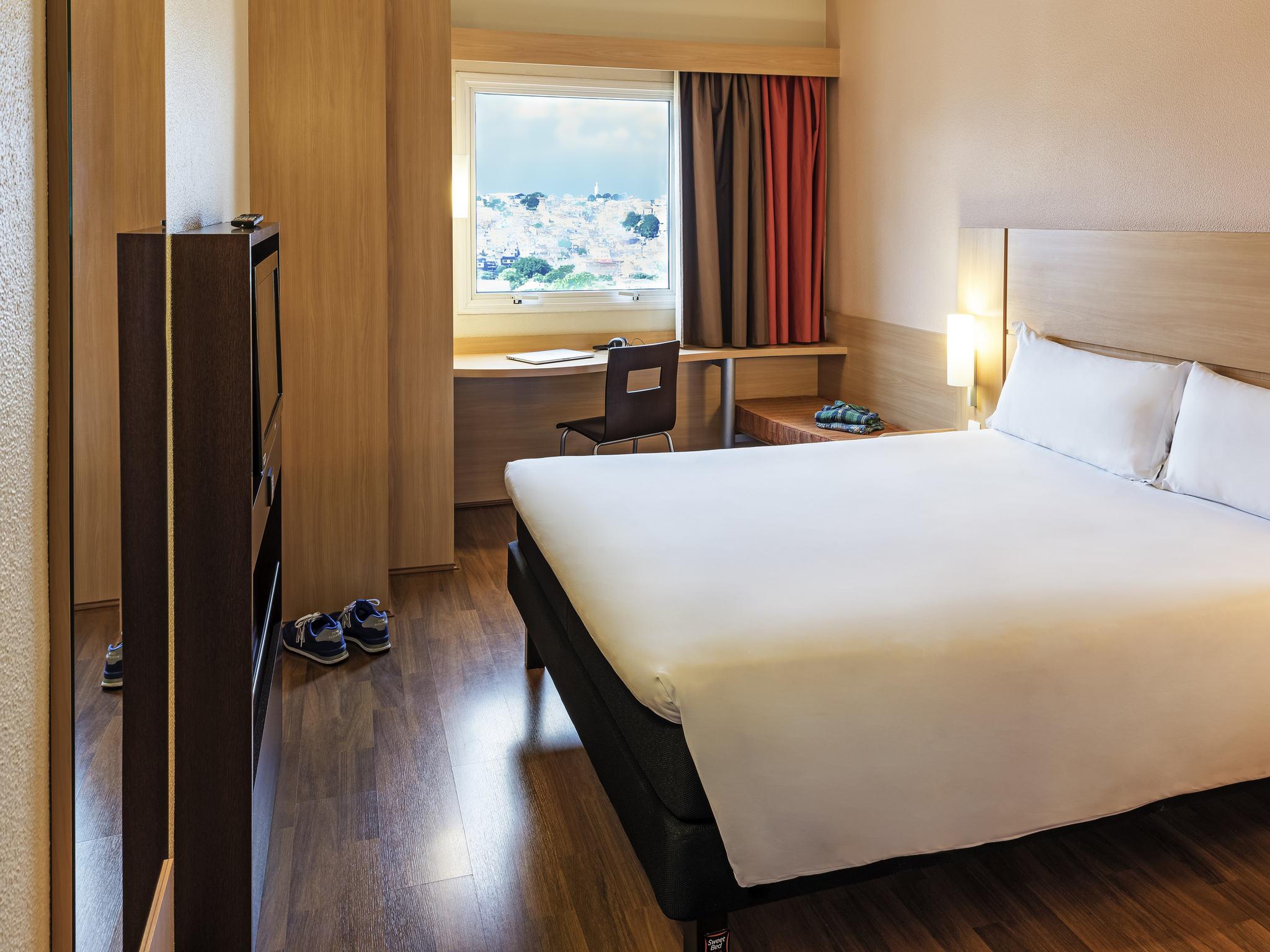 酒店 – 宜必思圣保罗英特拉格斯酒店