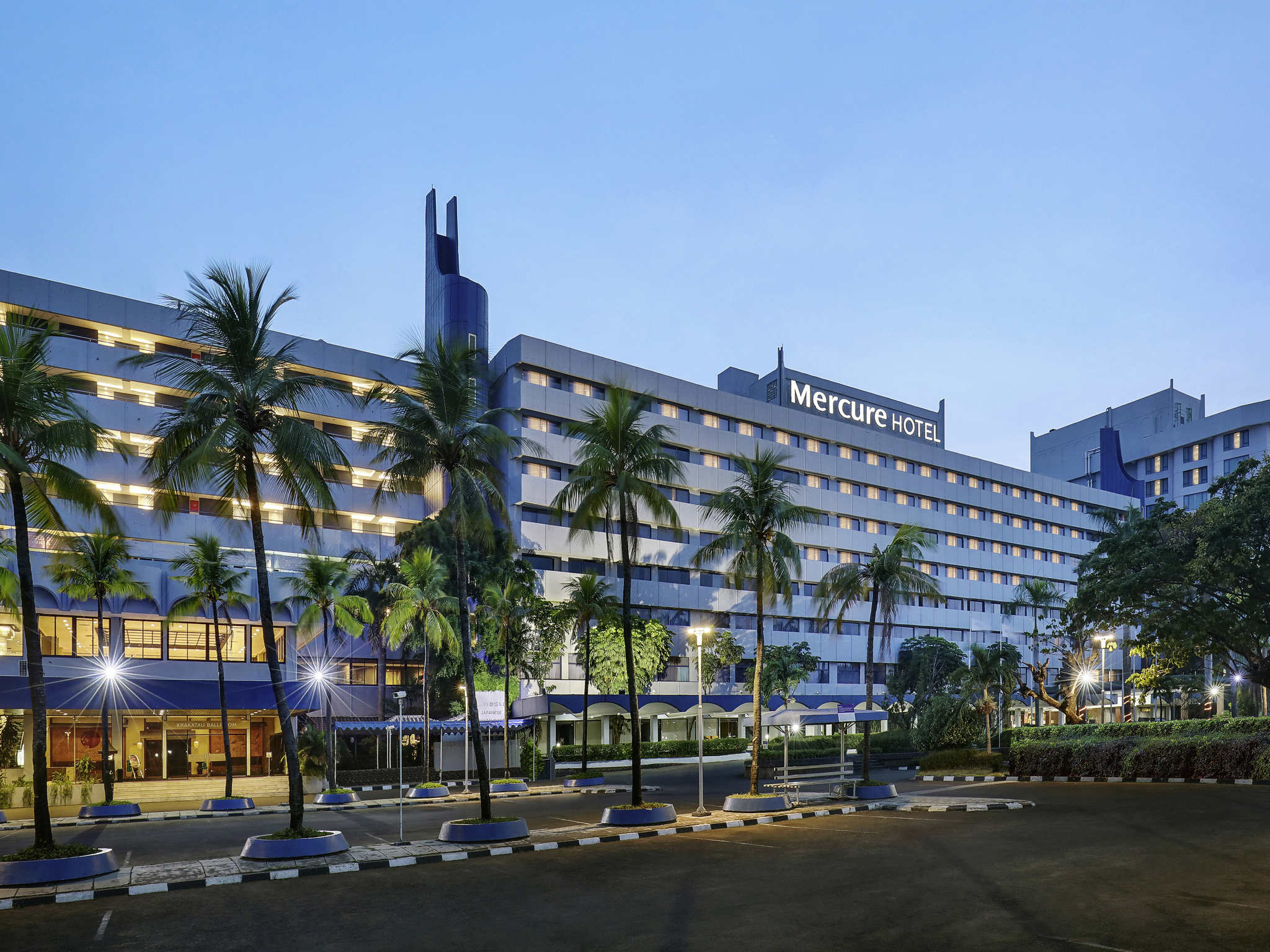 โรงแรม – เมอร์เคียว คอนเวนชั่น เซ็นเตอร์ อันโคล