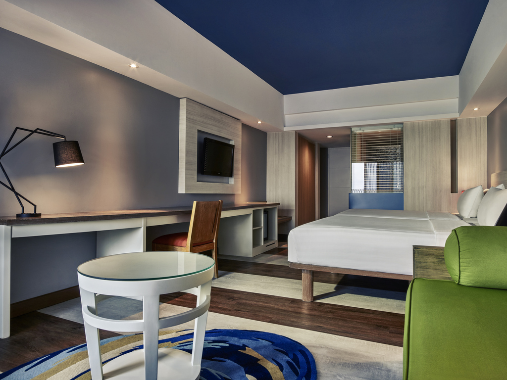 Grand Deluxe, Balcony - 1 Double Bed & a Single Sofa Bed