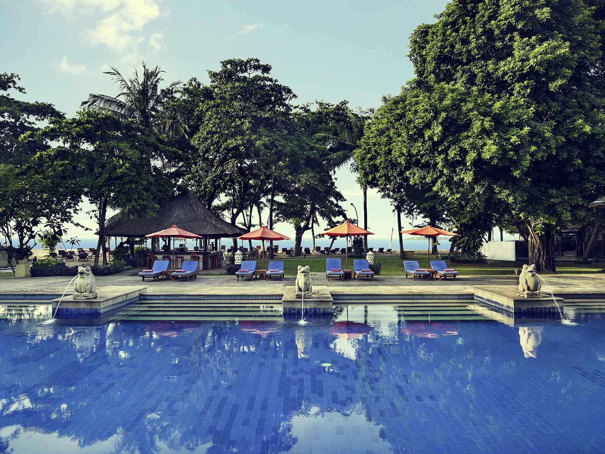 Mercure Resort Sanur Business Leisure Accorhotels